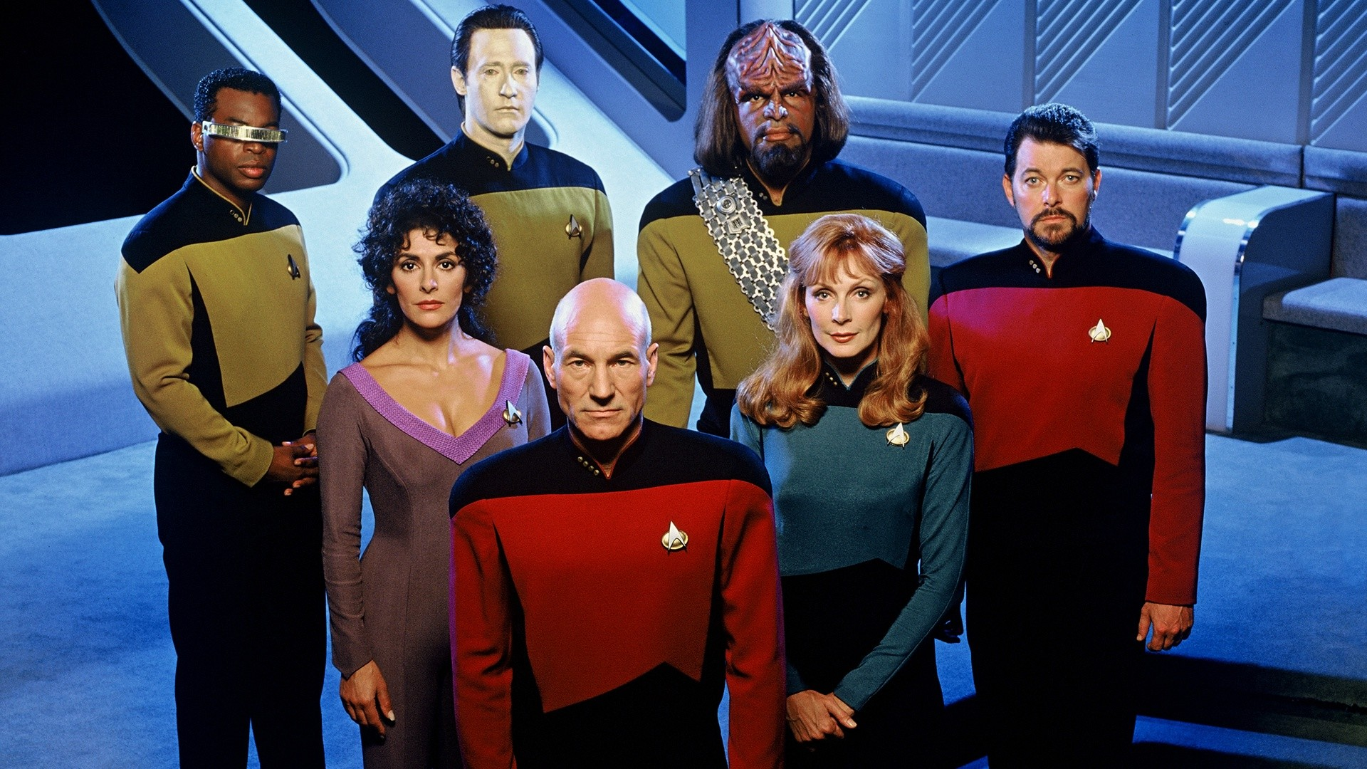 1 Star Trek: The Next Generation – Future's Past HD Wallpapers |  Backgrounds – Wallpaper Abyss