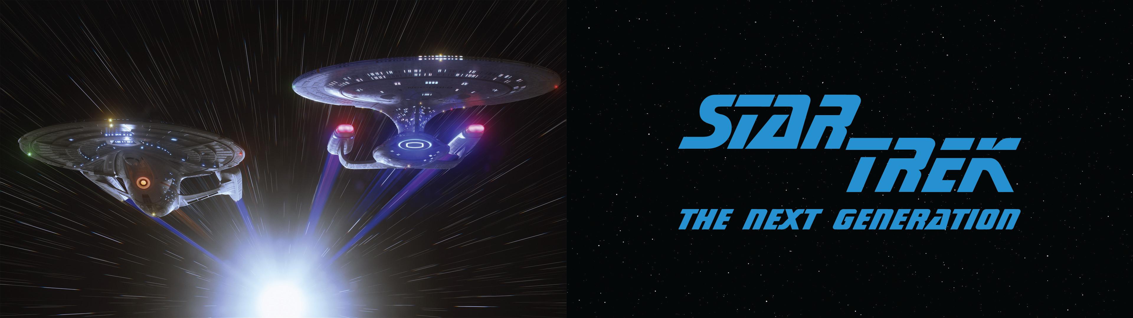 TNGStar Trek: TNG Wallpaper (3840×1080) …