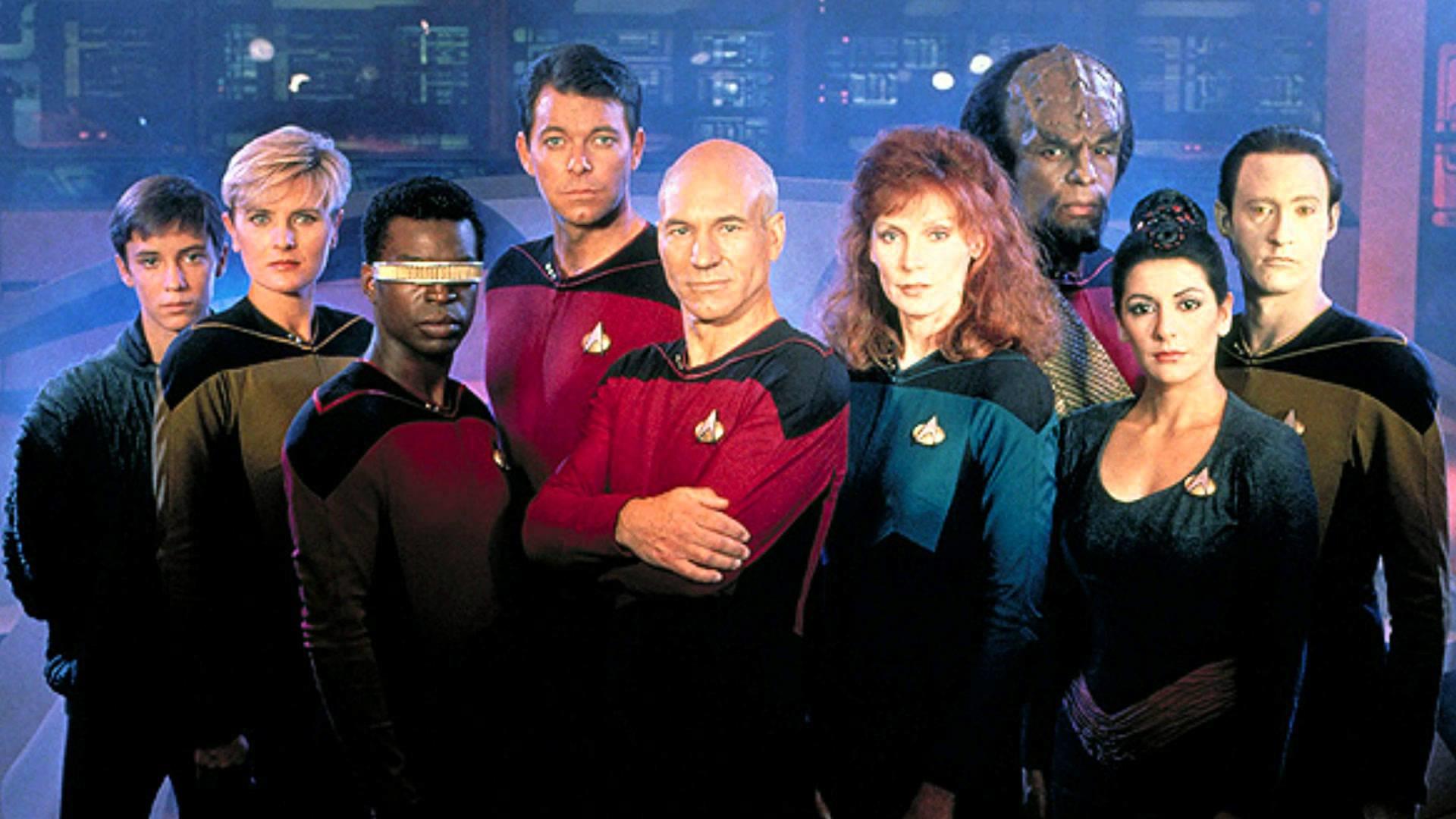 The Next Generation of Star Trek