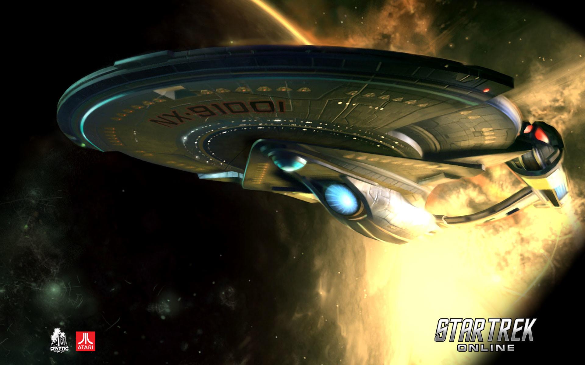 Wallpaper Abyss Everything Star Trek Video Game Star Trek 395704 .