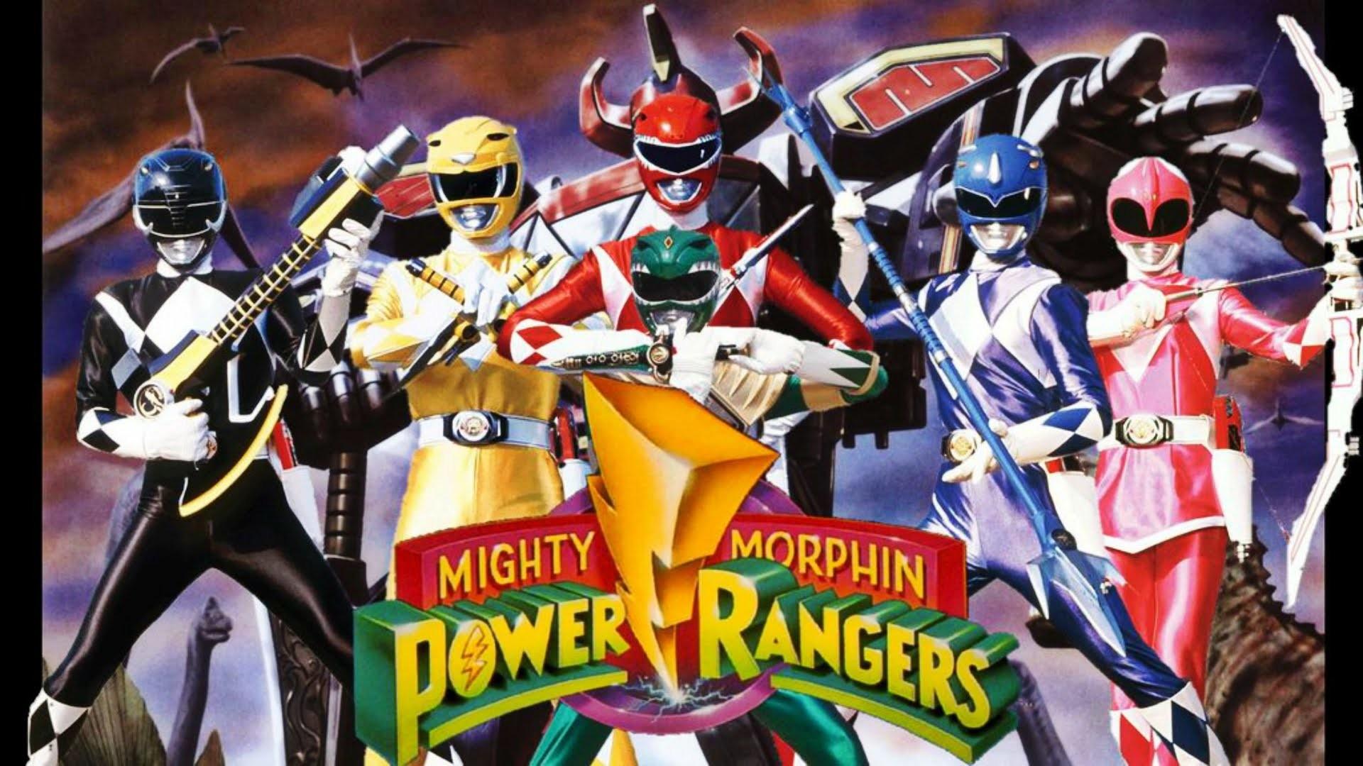 """POWER RANGERS"" [Mighty Morphin Remix!] -Remix Maniacs – YouTube"