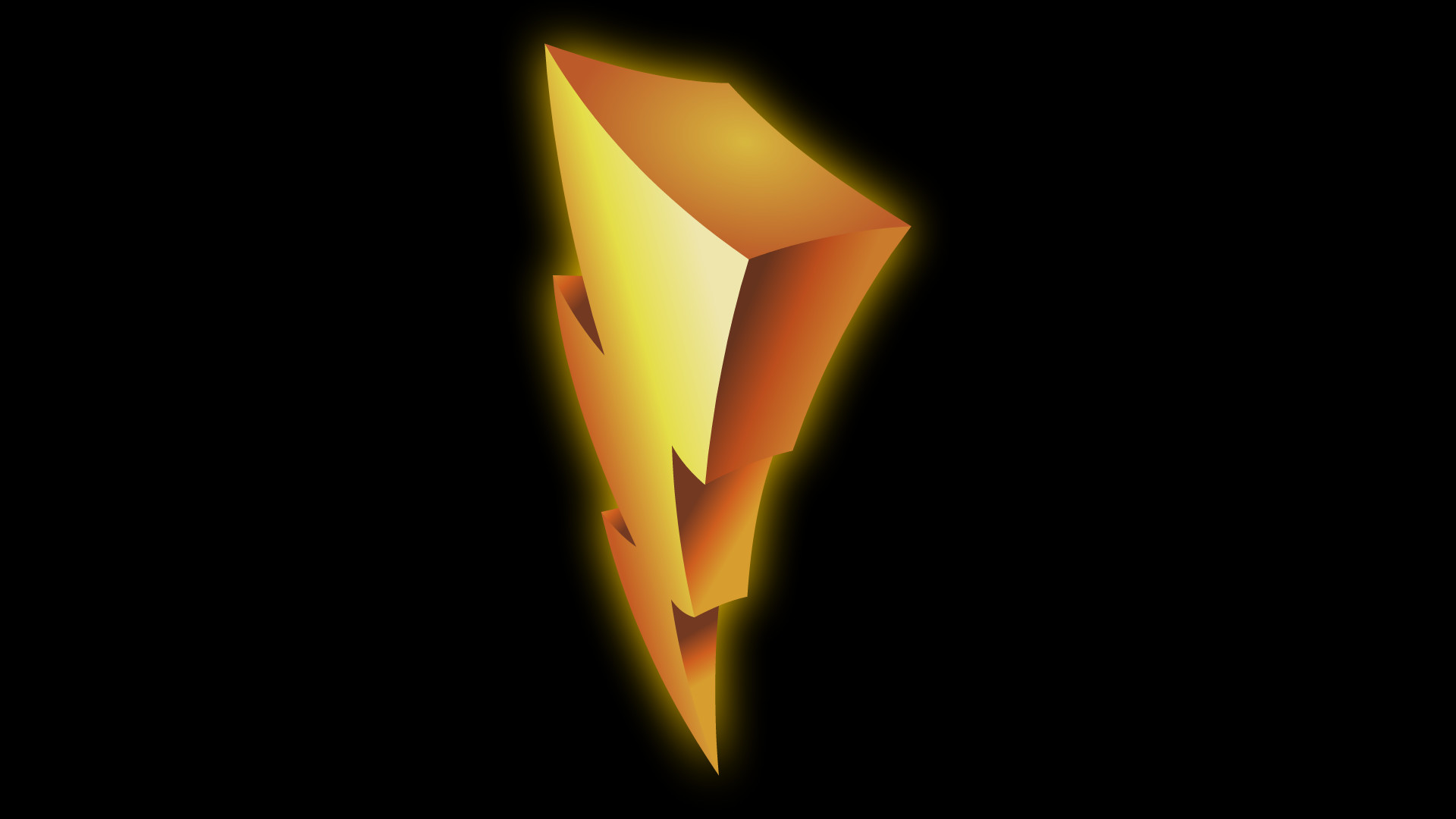 … Mighty Morphin Power Rangers Symbol by Yurtigo