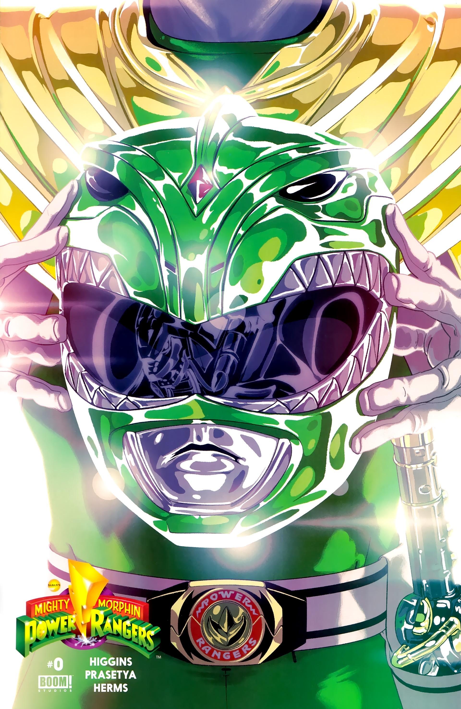 General Mighty Morphin Power Rangers Power Rangers