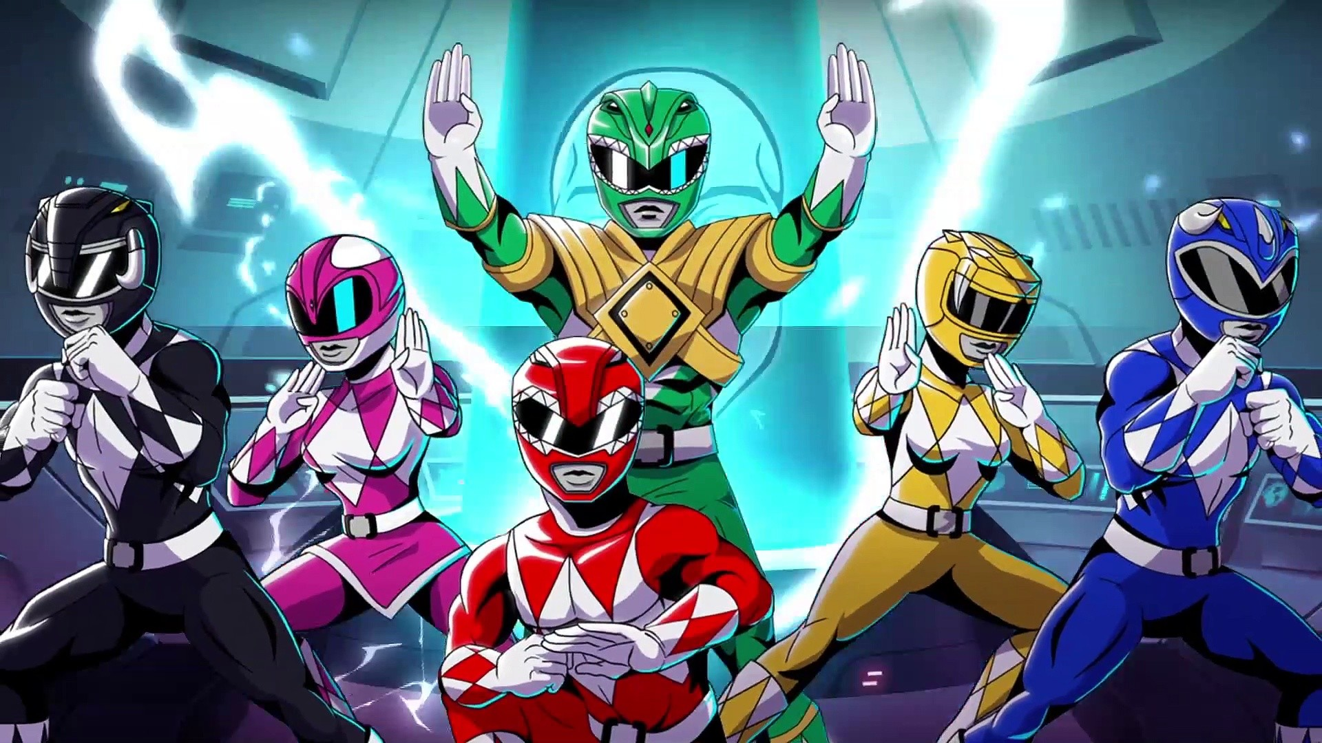 Mighty Morphin Power Rangers: Mega Battle Is The Power Rangers Game You  Wished For