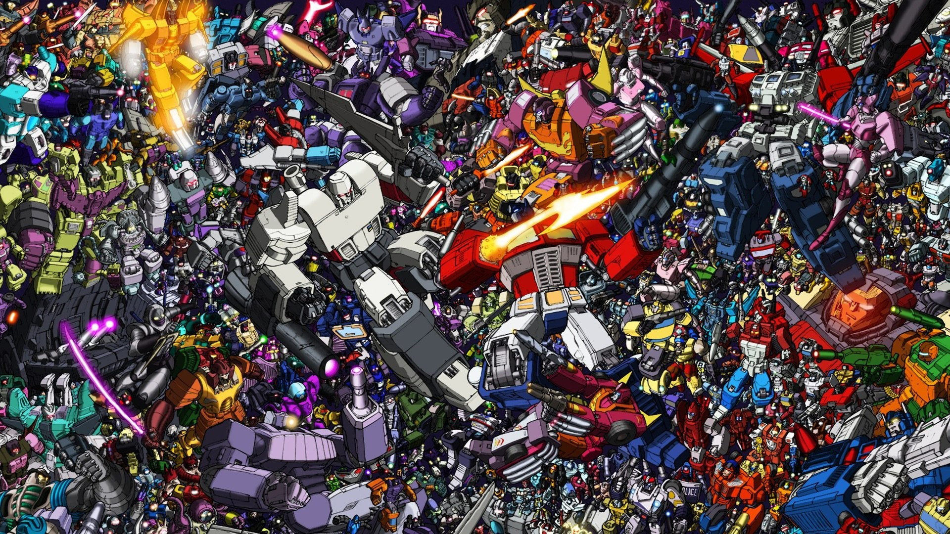 G1 Transformers Wallpapers (3 Wallpapers)