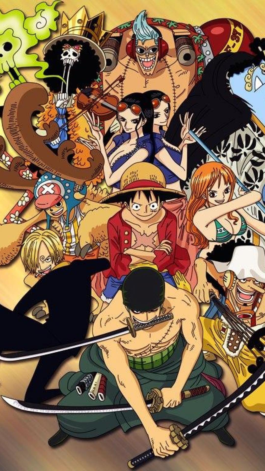 One Piece Retina iPhone 6
