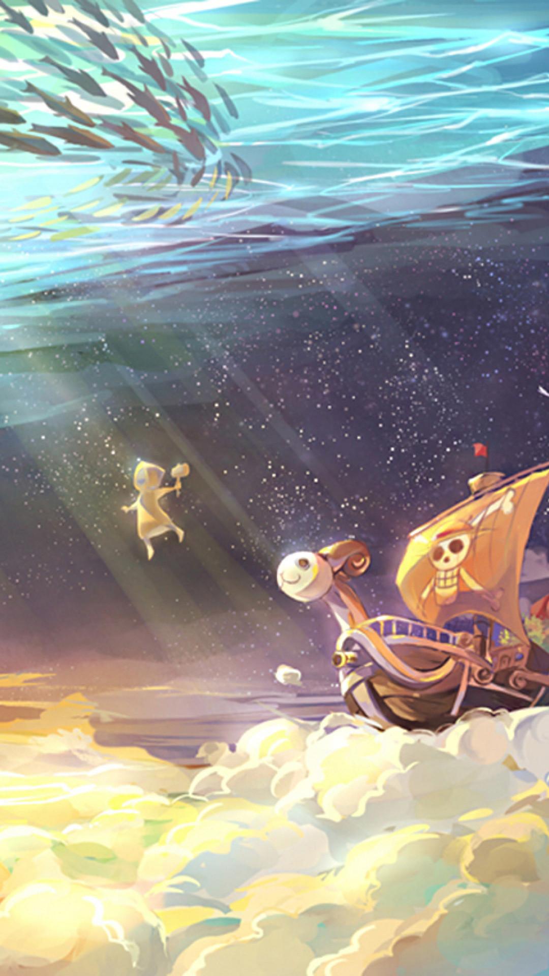 HD Wallpaper One Piece Suny Go
