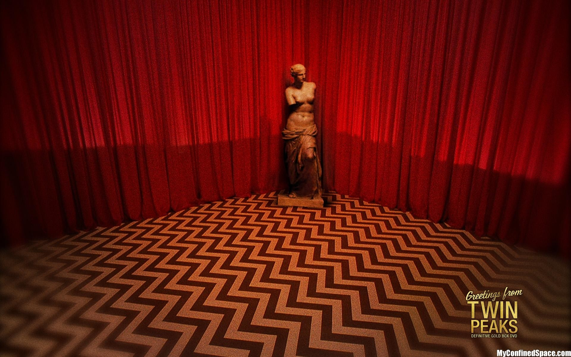 greetings from twin peaks – the red room