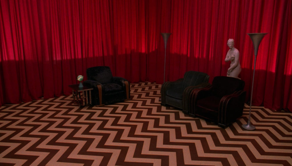 [Original Run] A collection of Twin Peaks desktop wallpapers I made from  the Blu