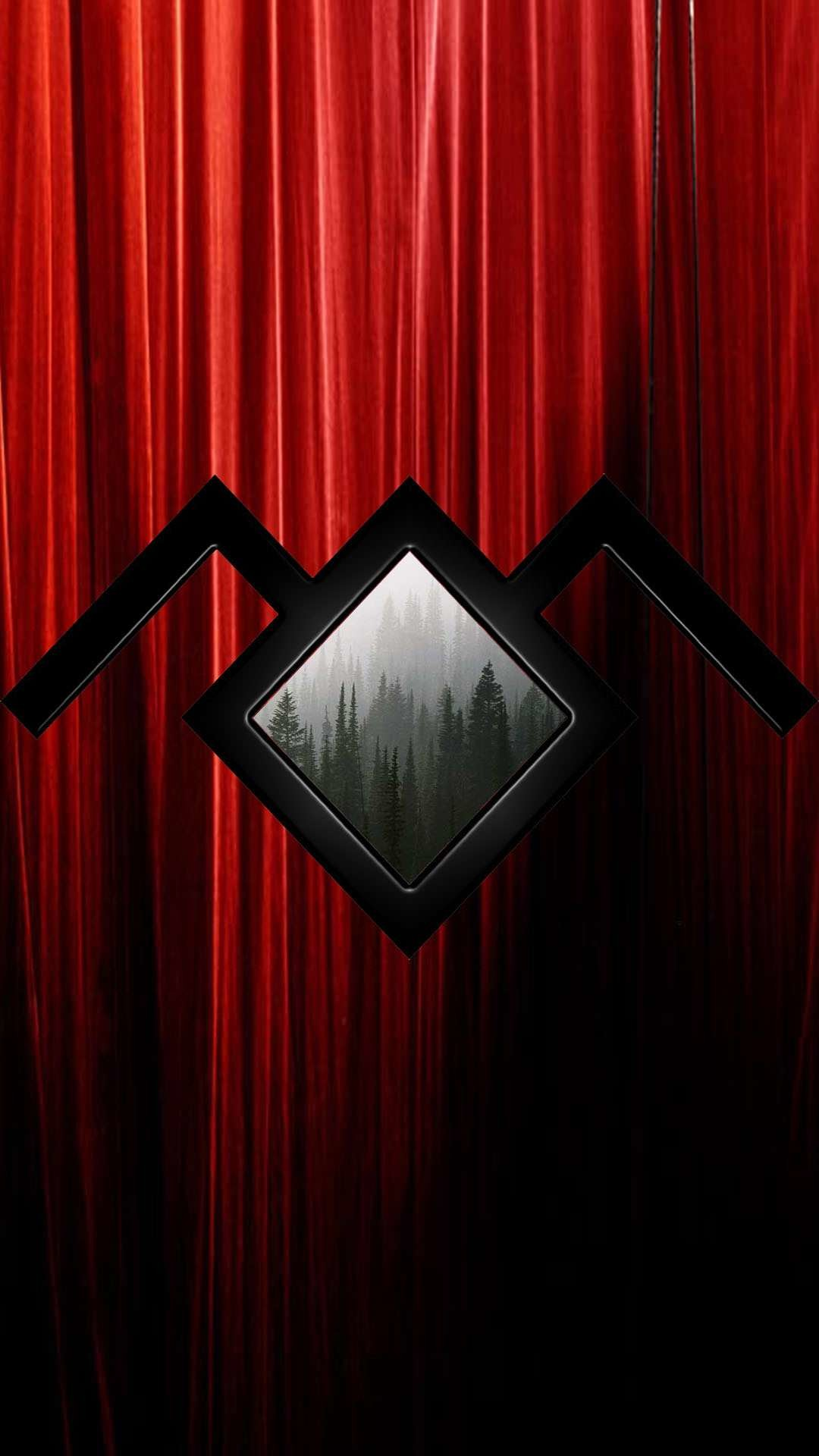 Twin Peaks iPhone 7 Wallpaper 1020×1920