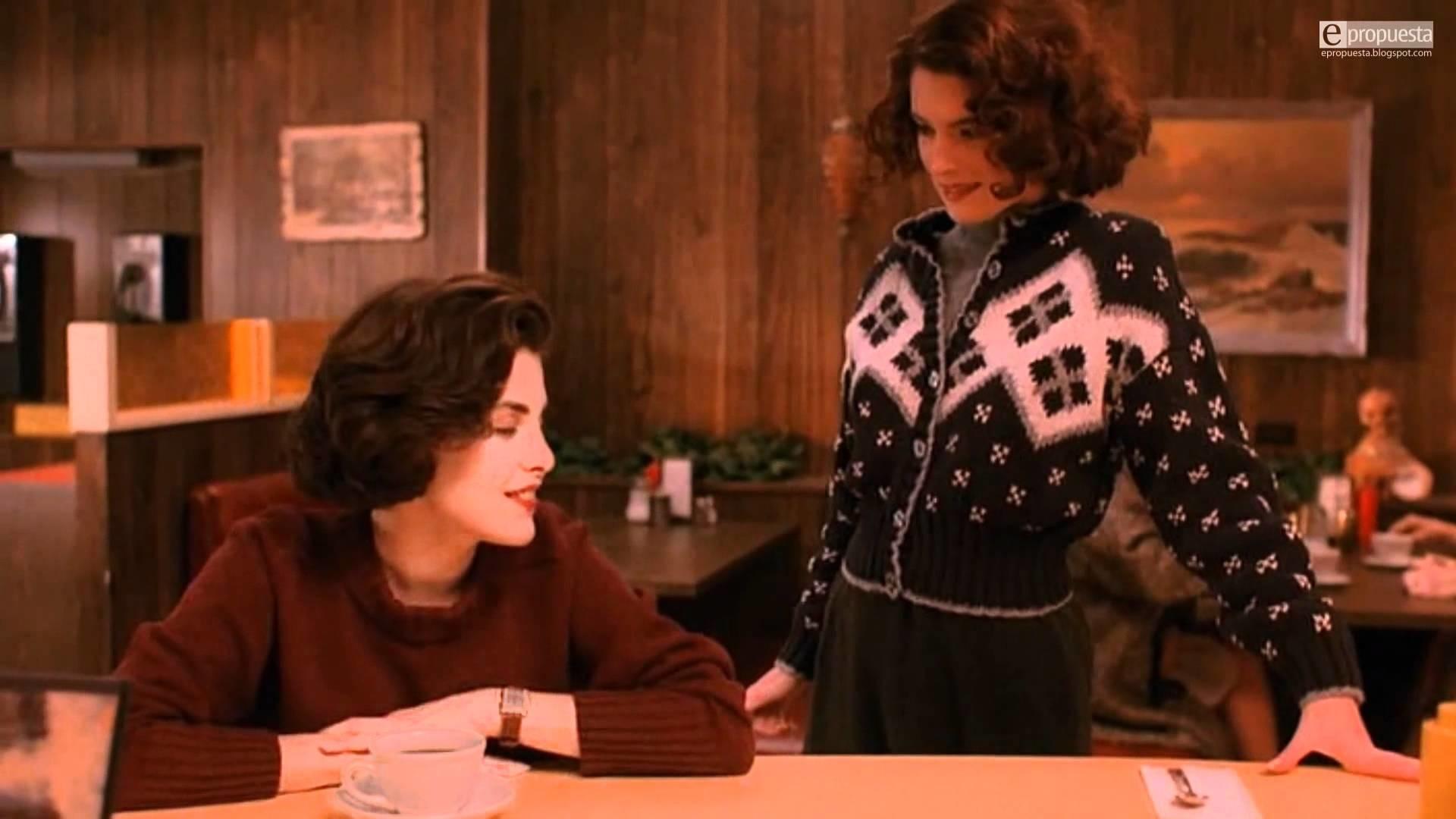 Audrey Horne (Sherilyn Fenn) Twin Peaks Versión española – Spanish version  – YouTube