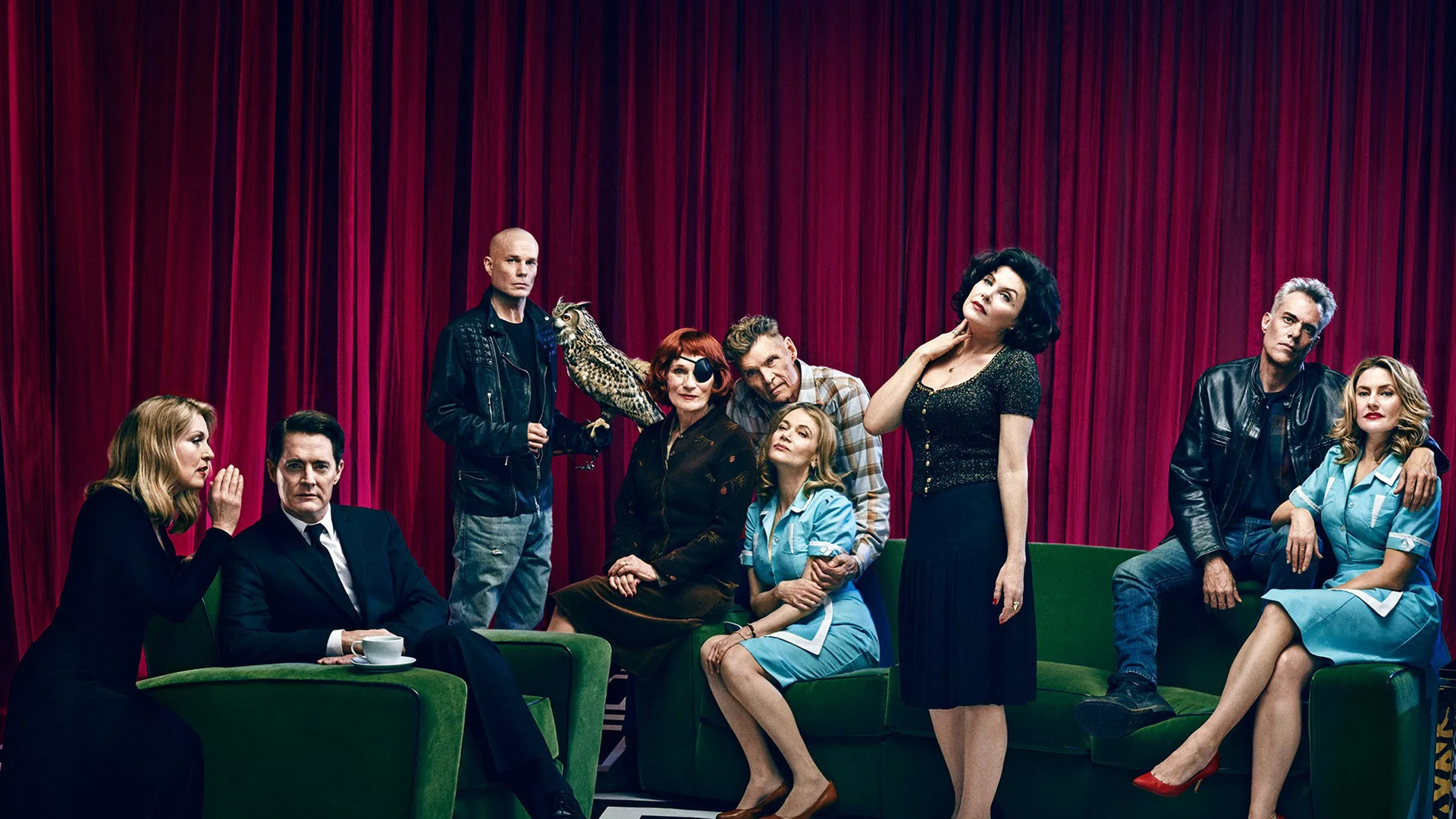 Twin Peaks Episode Guide, Show Summary and Schedule: Track your favourite  TV shows