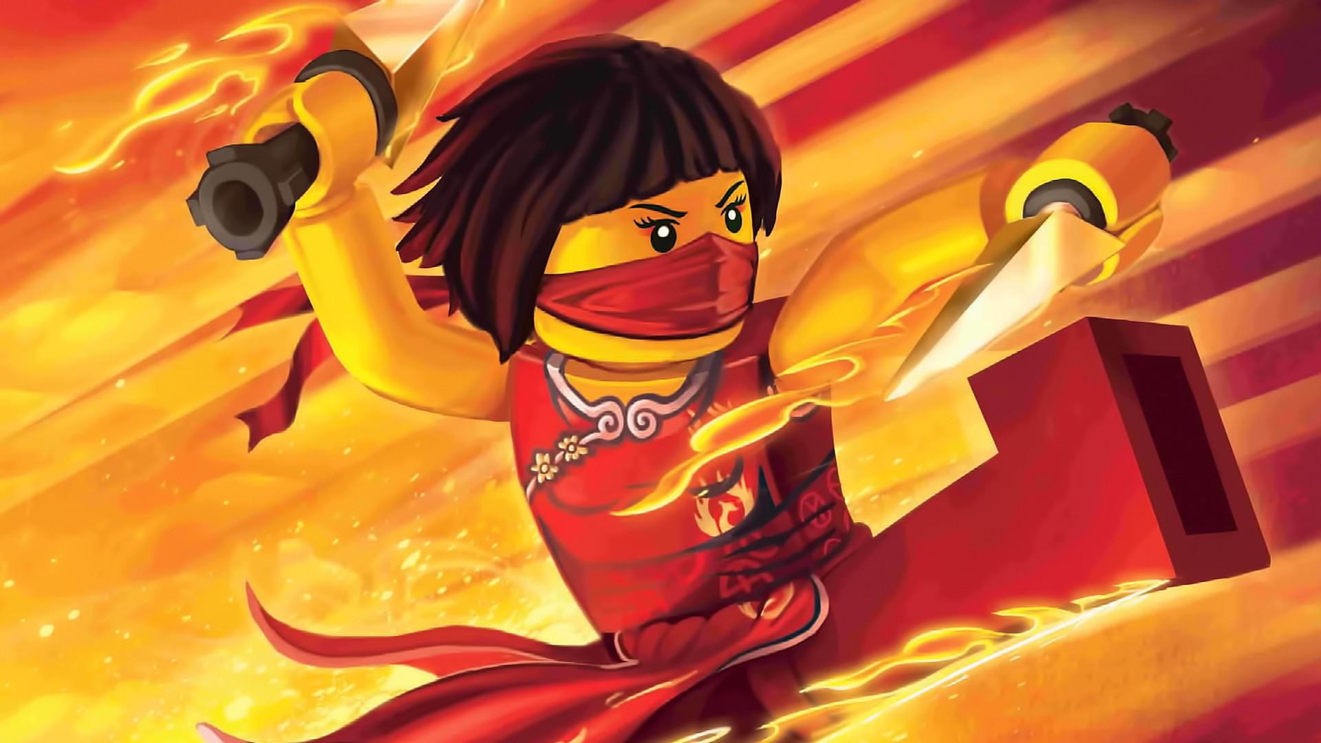 Cartoon – Lego Ninjago: Masters Of Spinjitzu Wallpaper