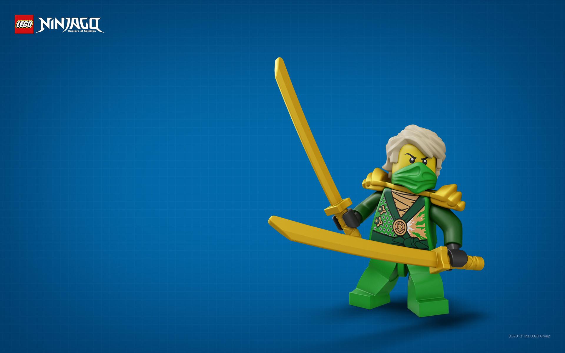 Wallpaper: LEGO Ninjago – Lloyd