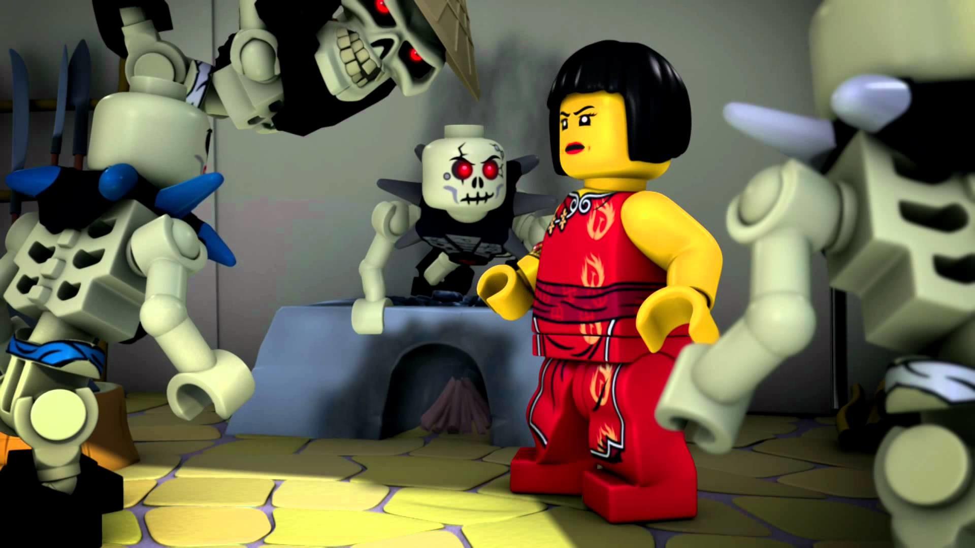 LEGO® Ninjago Mini-Movie #1 – Secrets of the Blacksmith