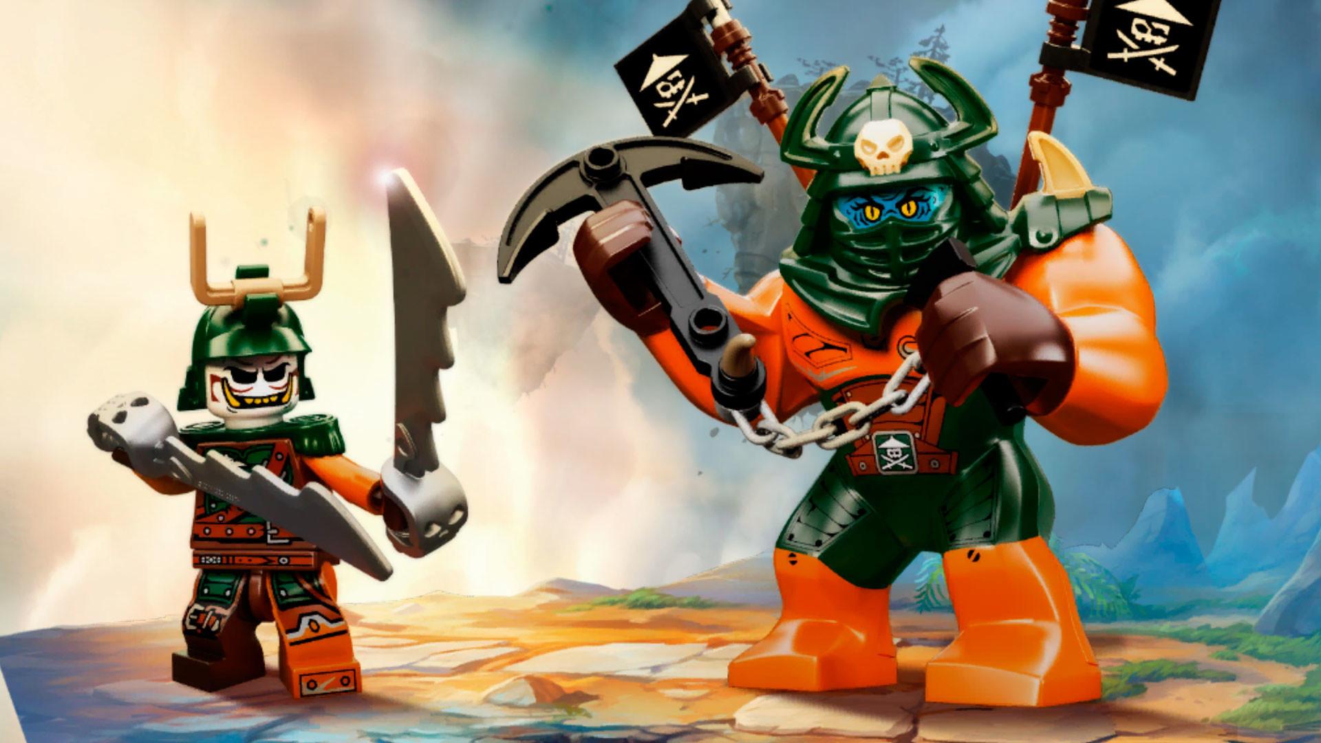 Ninjago Quiz – LEGO.com