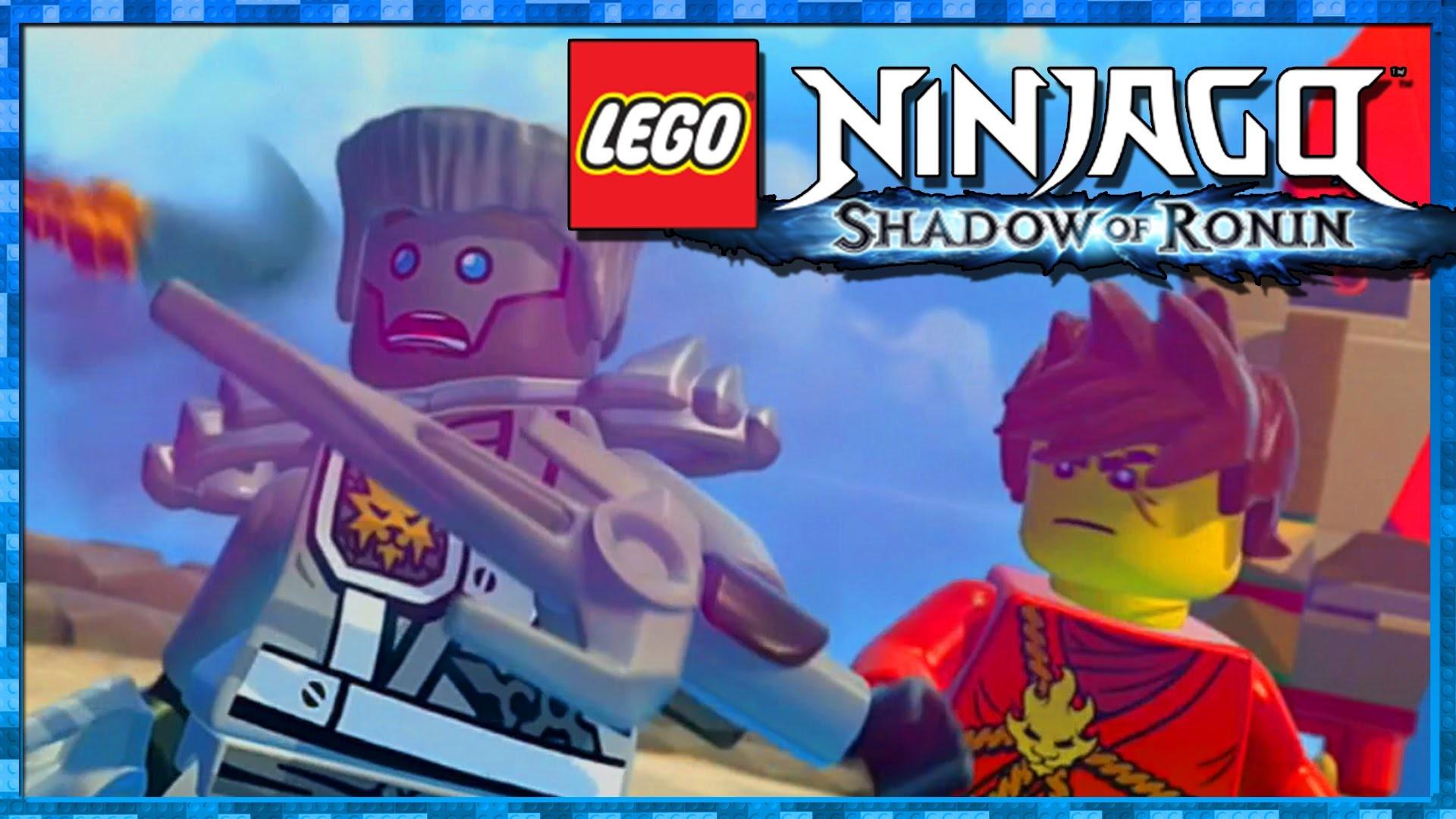 "Lego Ninjago Shadow of Ronin Part 2 ""Spinjago Chase"" PS Vita / 3DS 1080p  Gameplay Walkthrough – YouTube"
