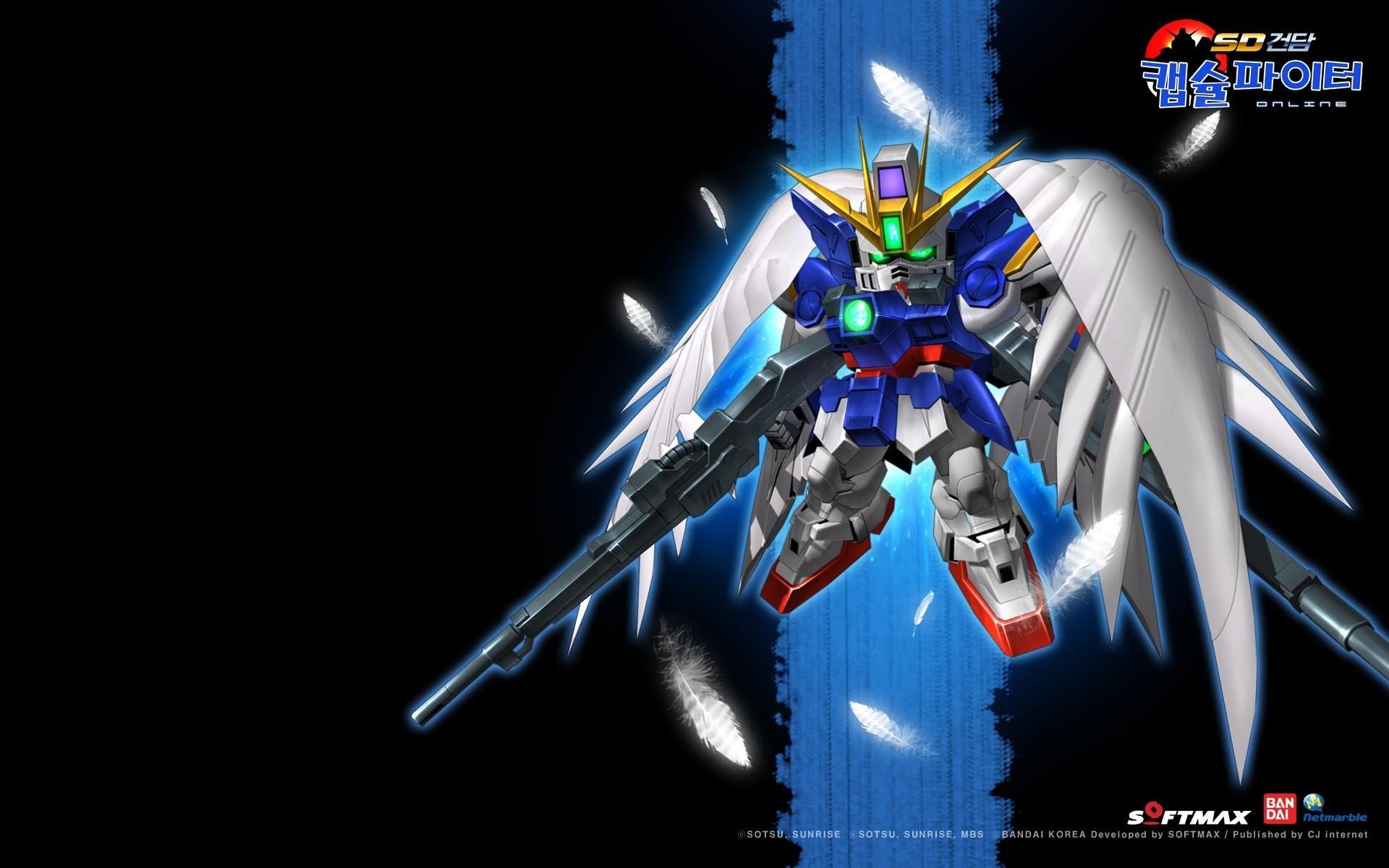 SD Gundam Capsule Fighter Online sci-fi shooter tps action mmo fighhting  1gcfo SDGO mecha wallpaper     657182   WallpaperUP