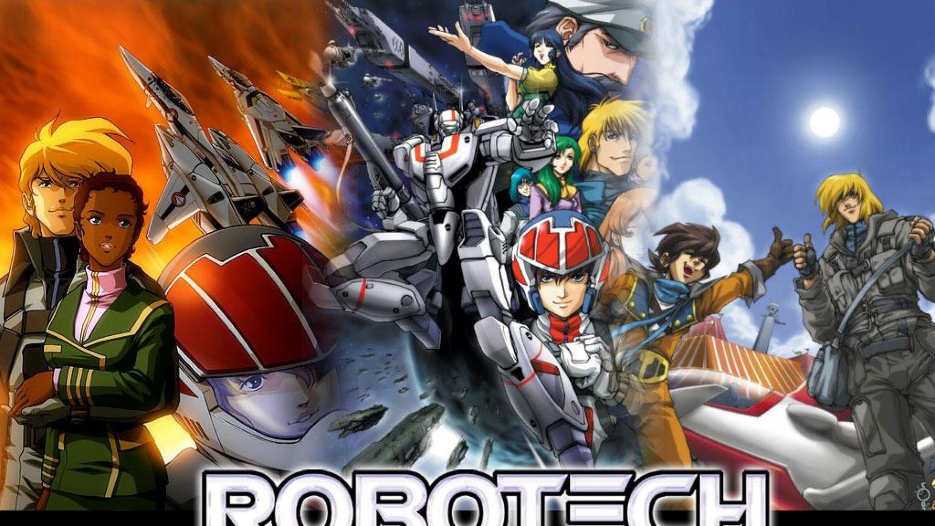 Robotech Wallpapers