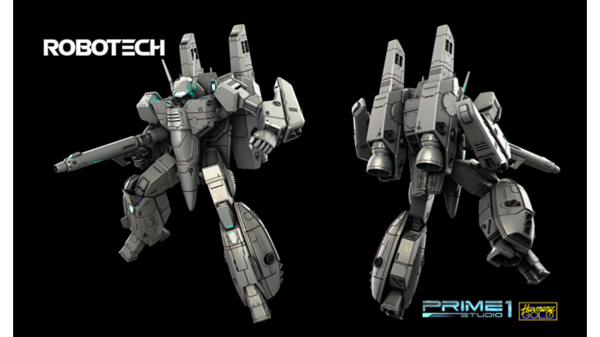 First up, Prime1 is making a non-transformable Super VF-1J Rick Hunter  custom statue. It doesn't make a ton of sense since the super parts were  introduced …