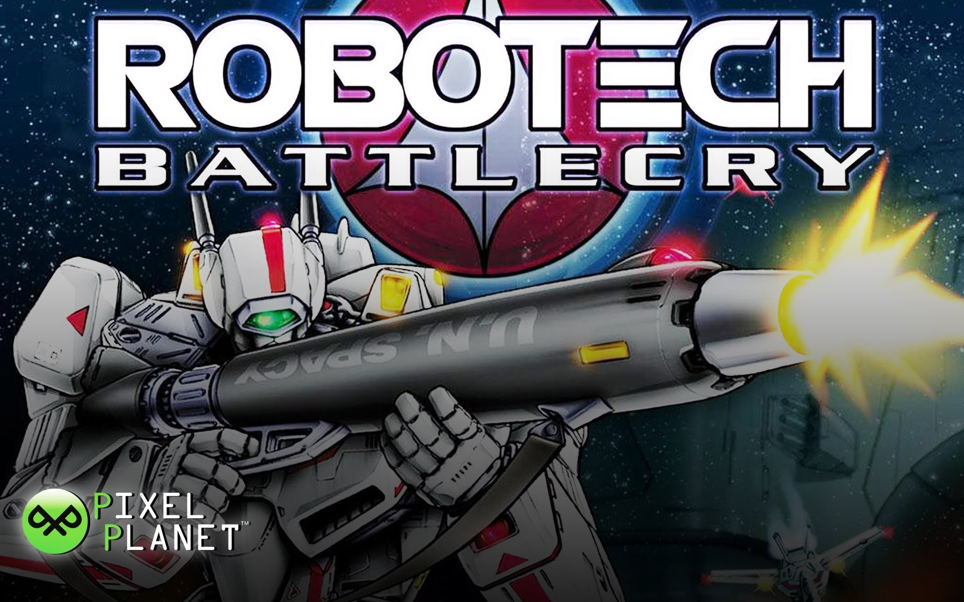 Robotech Battlecry – intro HD (2007) Old Skool!