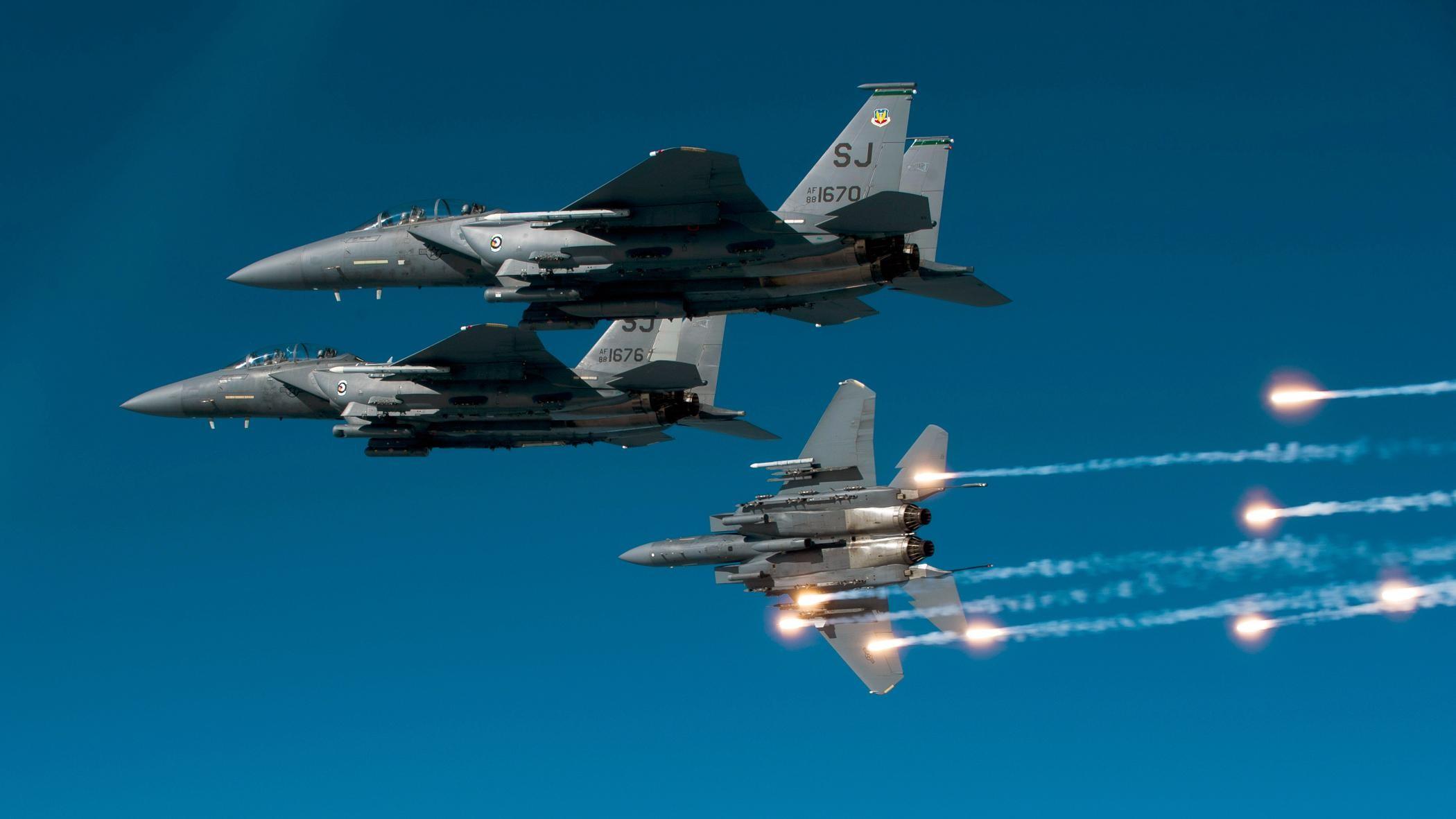 McDonnell Douglas F-15 Eagle Wallpapers HD Download