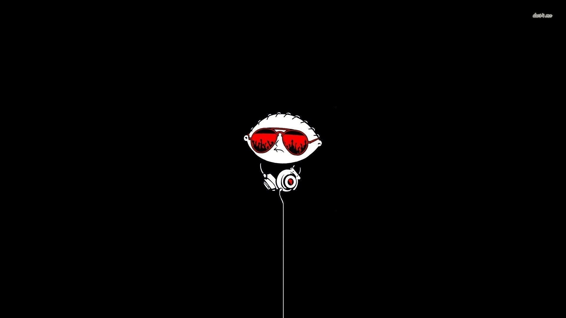DJ Stewie Griffin from Family Guy wallpaper – Cartoon wallpapers .
