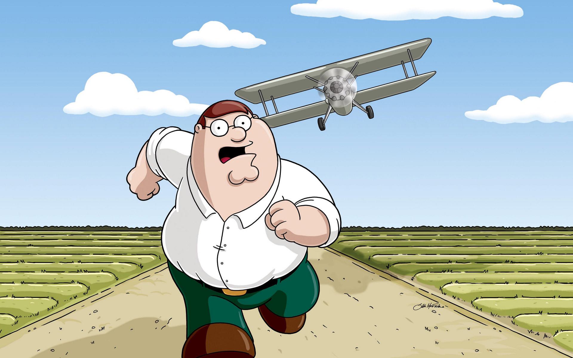 Family Guy Funny HD Desktop Wallpaper