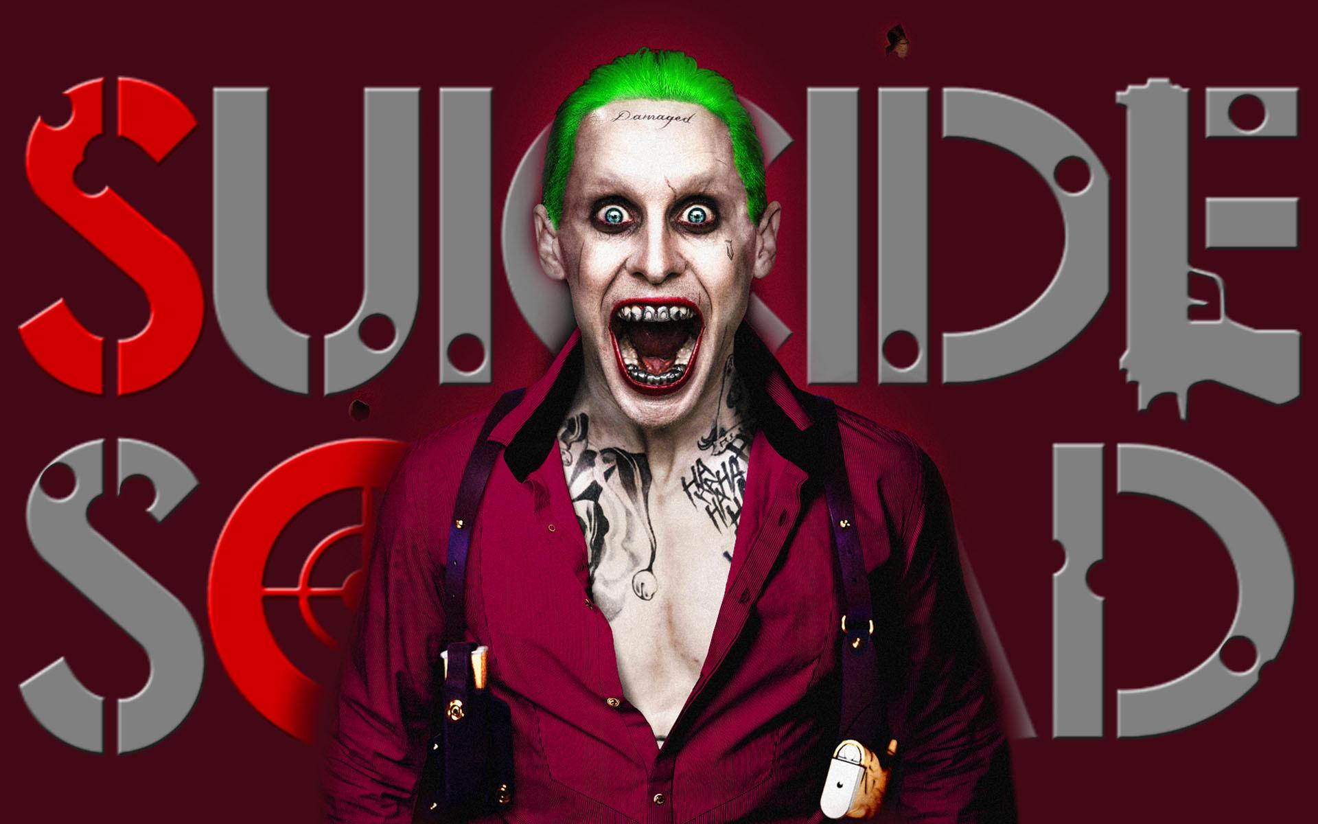 Joker Suicide Squad Wallpapers