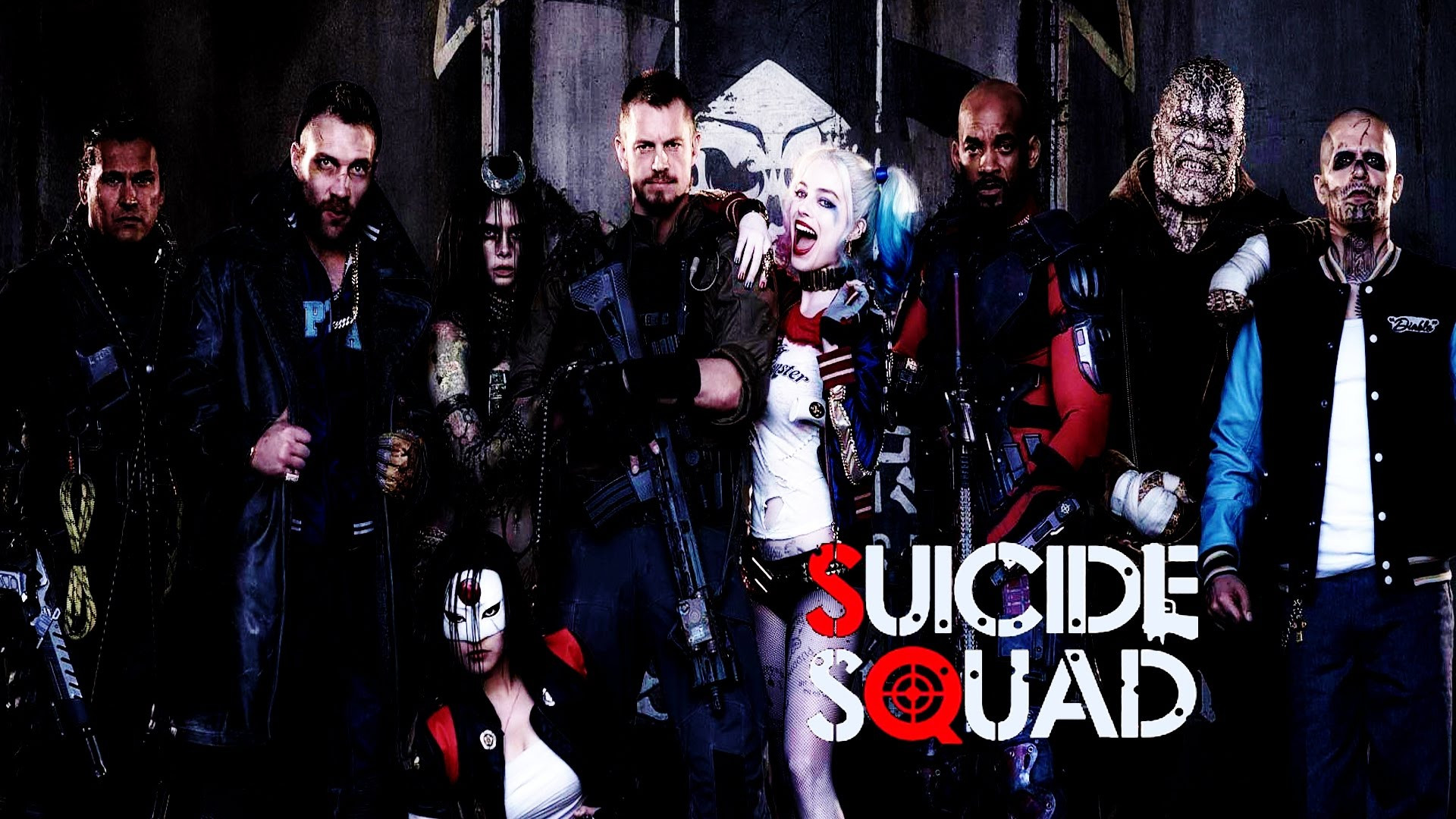 Suicide Squad Full HD Wallpaper and Background | | ID:776924