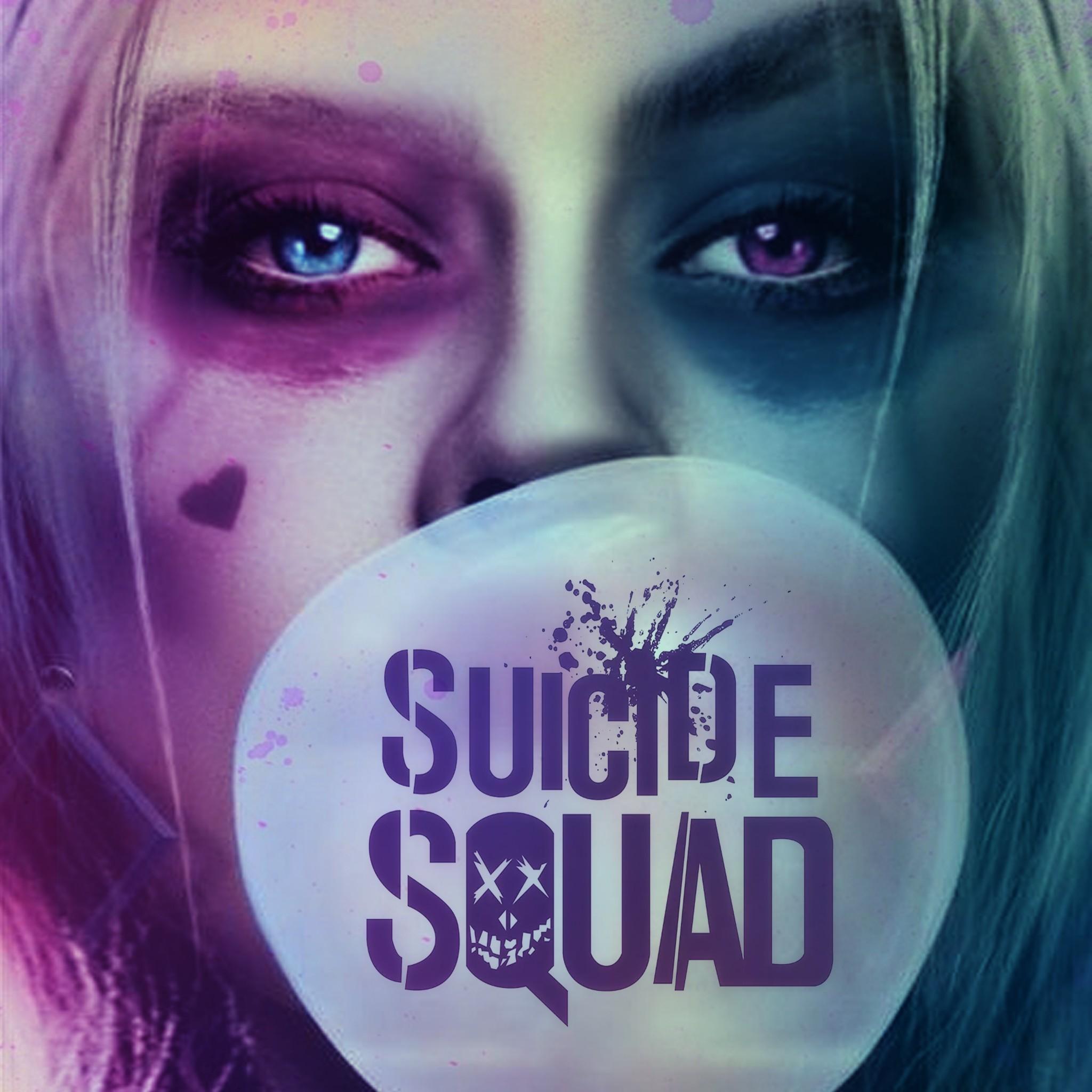 Download Suicide Squad 2048 x 2048 Wallpapers – 4660031 – FICTION VILLAIN  SUPERHERO SUICIDE SQUAD HARLEY QUINN JOKER | mobile9