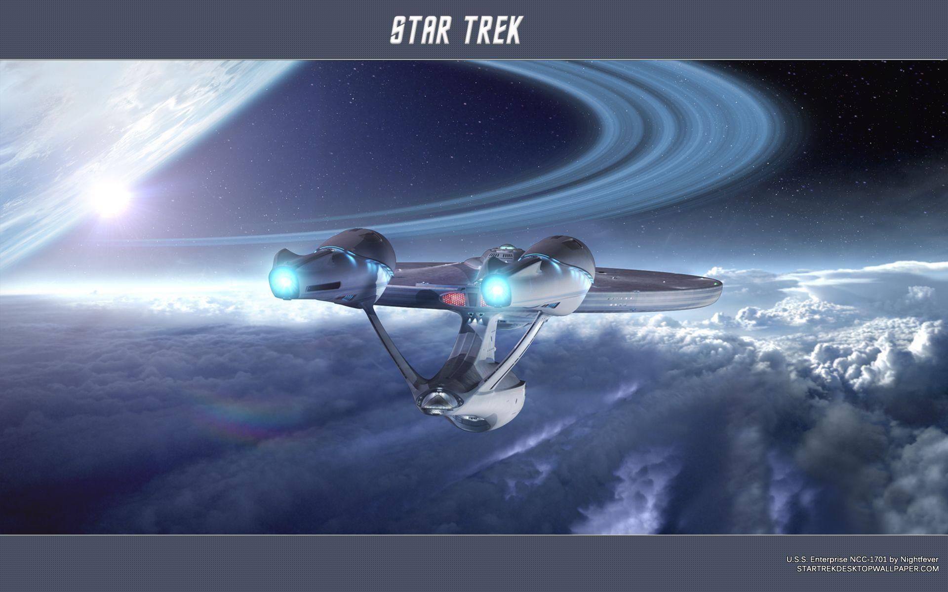 Star Trek Enterprise Wallpaper HD – WallpaperSafari