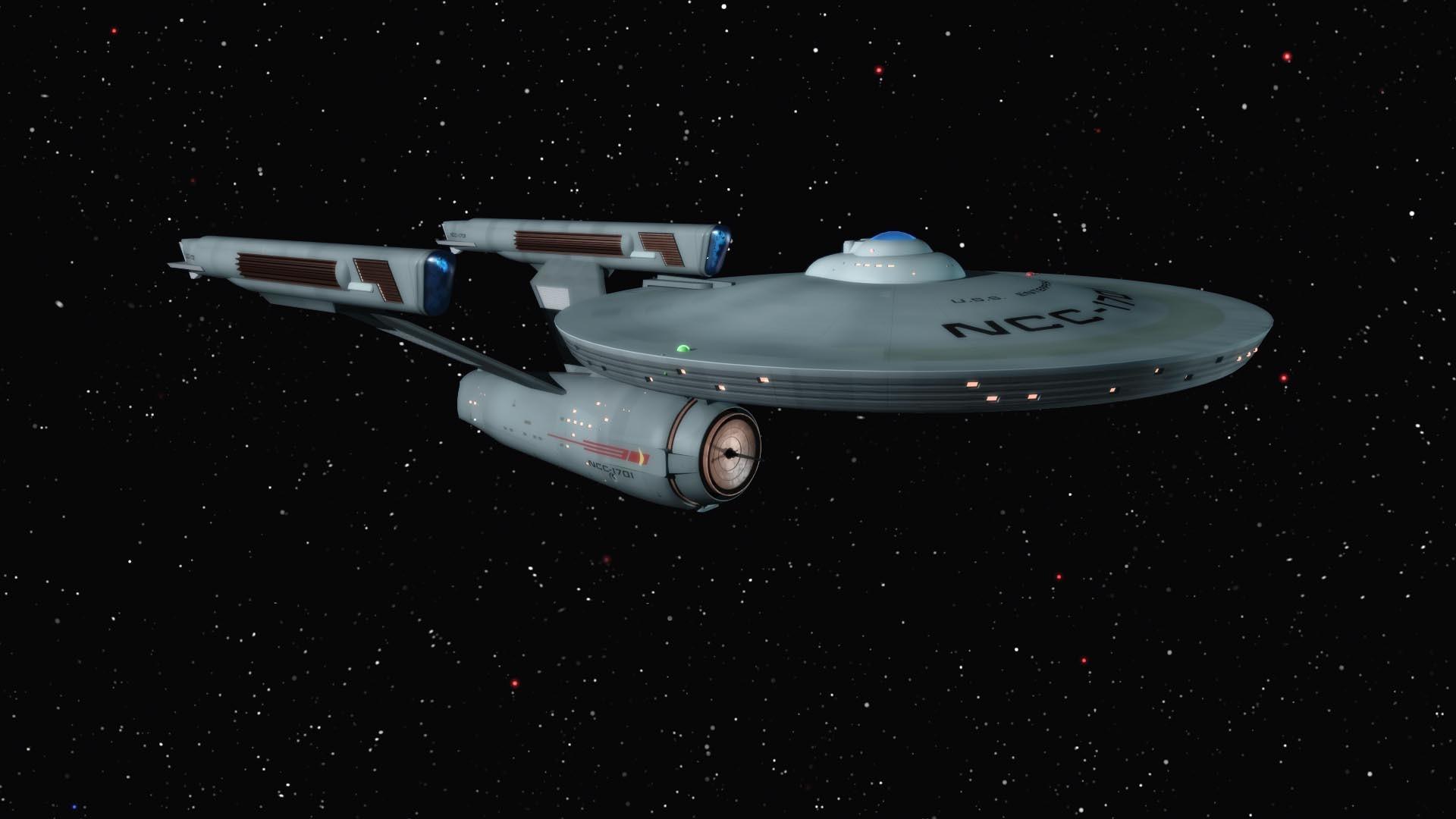 Wallpapers Star Trek Tv Uss Enterprise 1920×1080