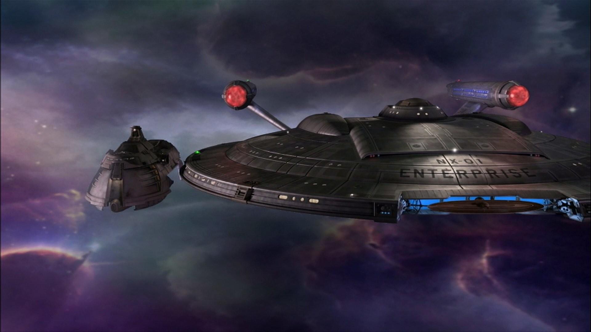 Enterprise Star Trek · HD Wallpaper | Background ID:789966