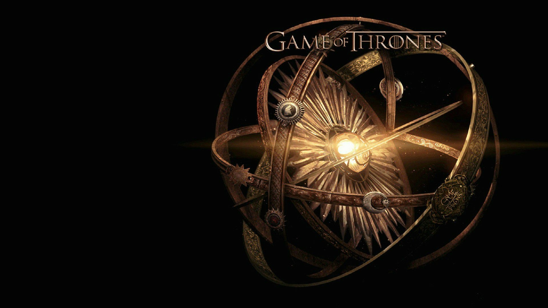 game of thrones season logo wallpaper
