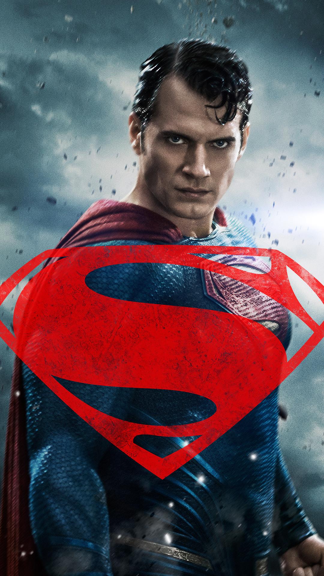 Batman vs Superman Henry Cavill Android Wallpaper …