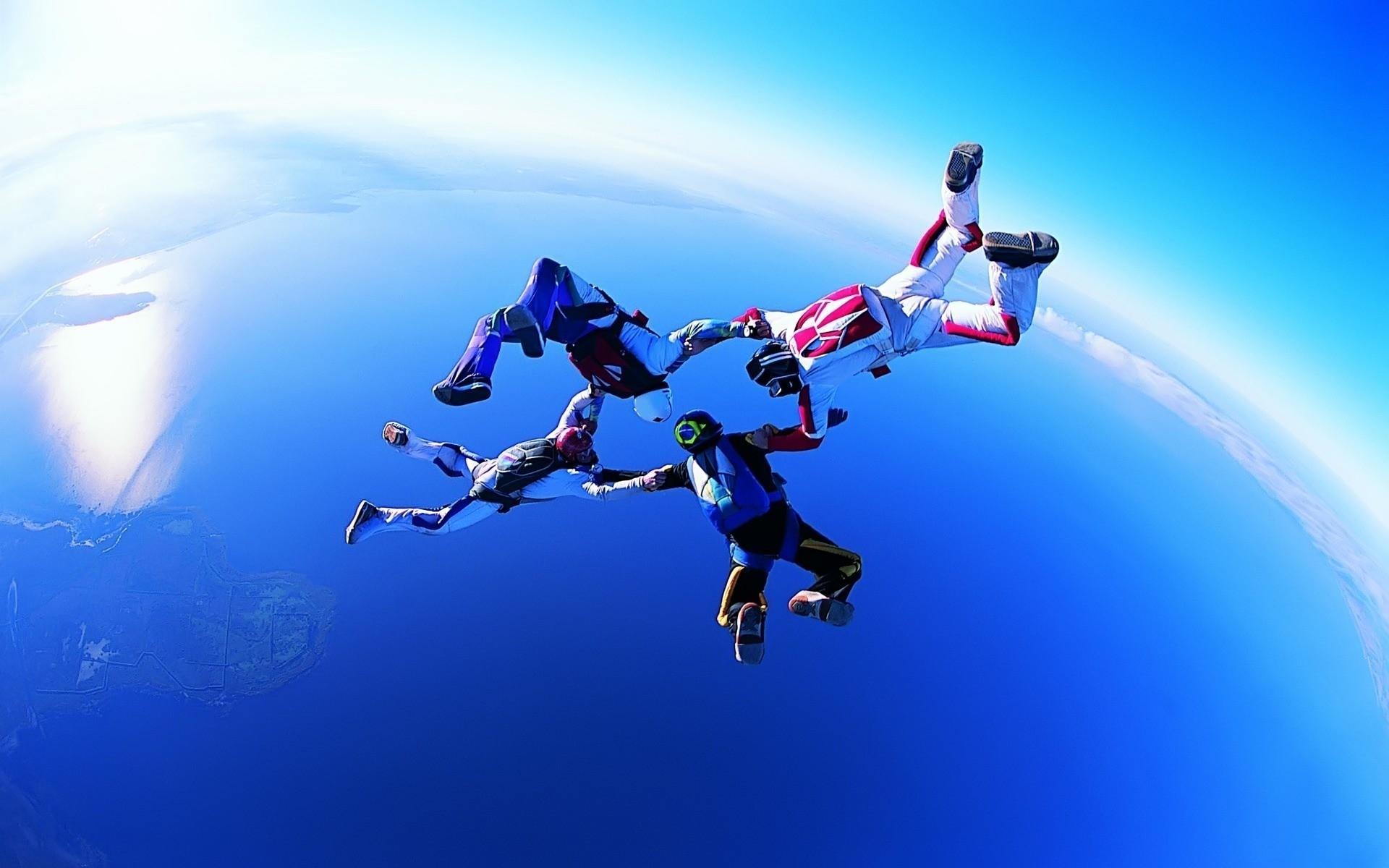 Skydive HD – wallpaper HD