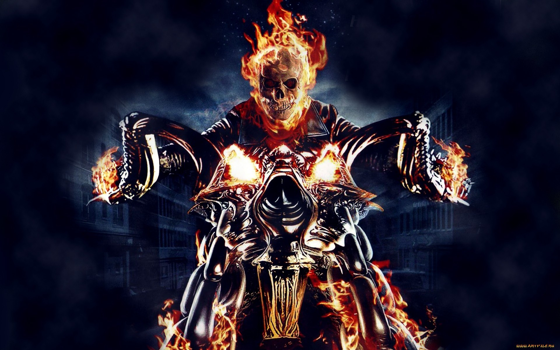Ghost Rider Wallpapers, Ghost Rider Images (5791125) Free Download by  Rudolph Cooper