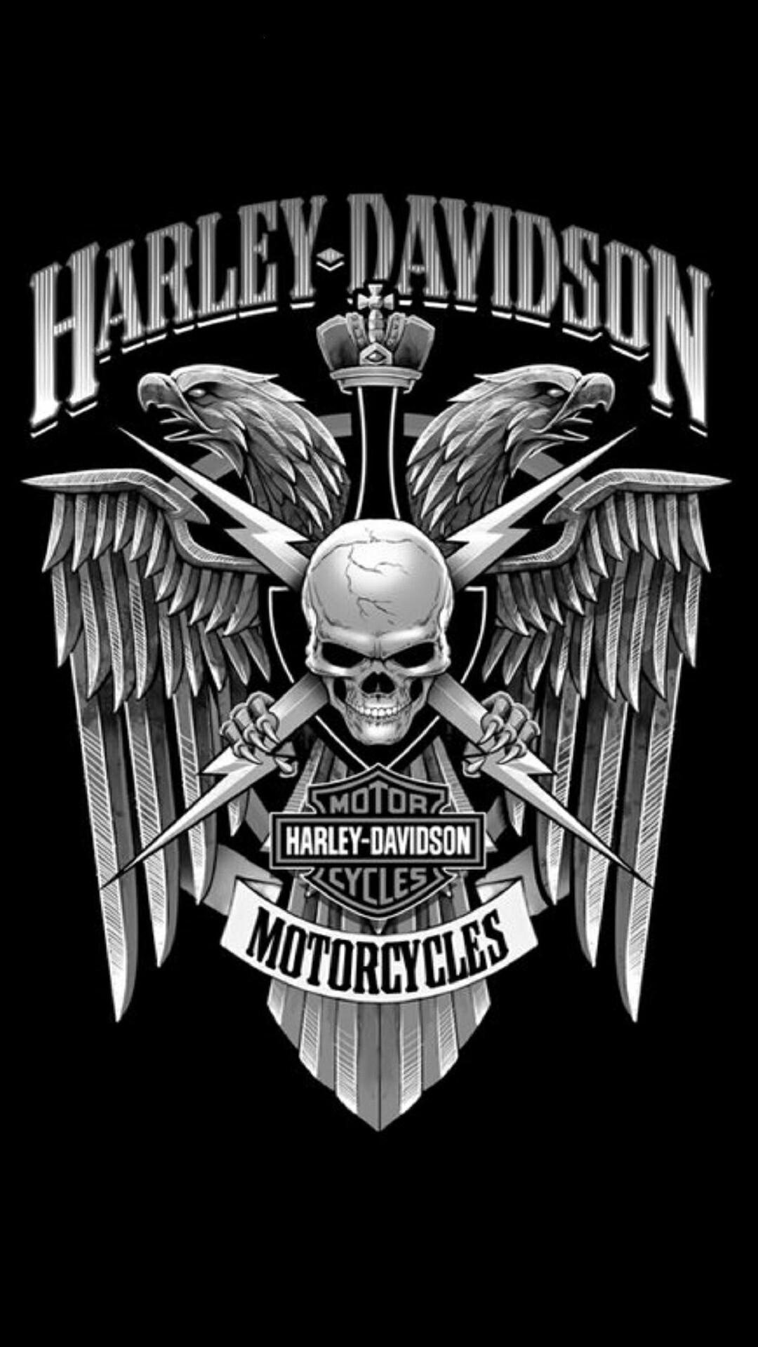 Harley Davidson Logo Black And White Free harley davidson logos how to draw  harley-davidson logo .