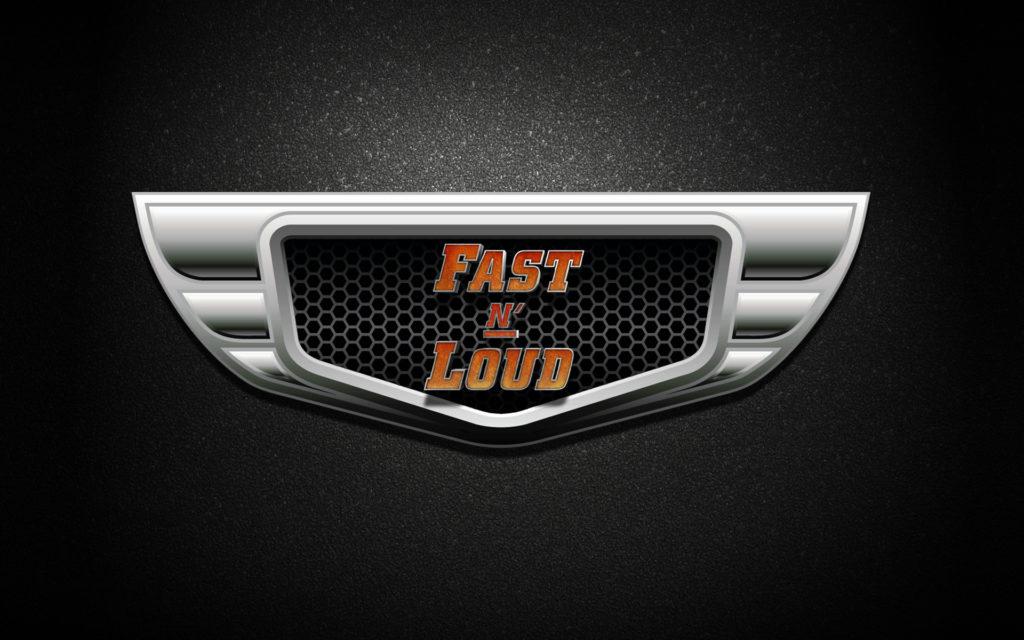… Fast N' Loud Wallpaper: Emblem, …