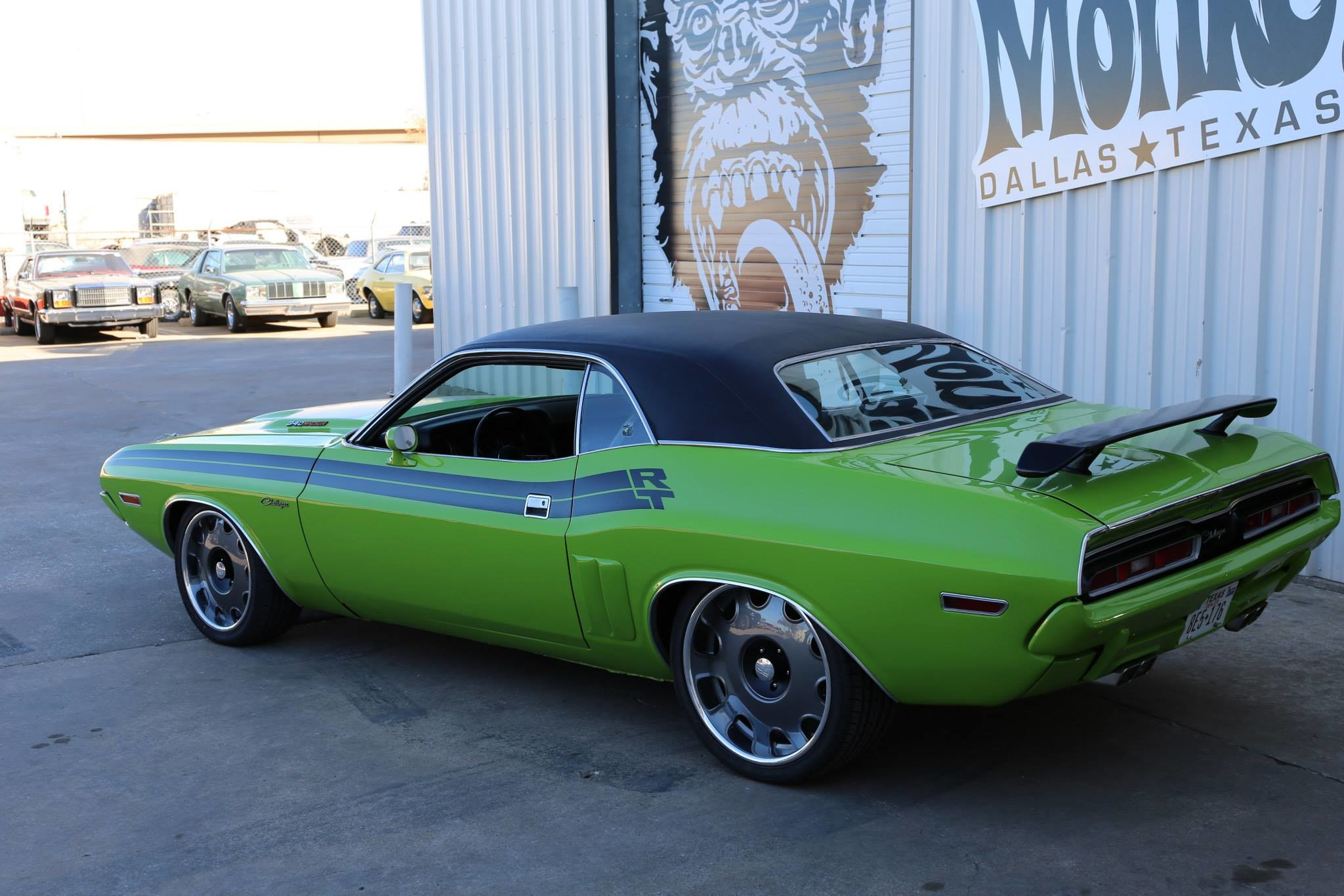Gas Monkey Garage 1971-2015 Challenger..Re-pin…Brought