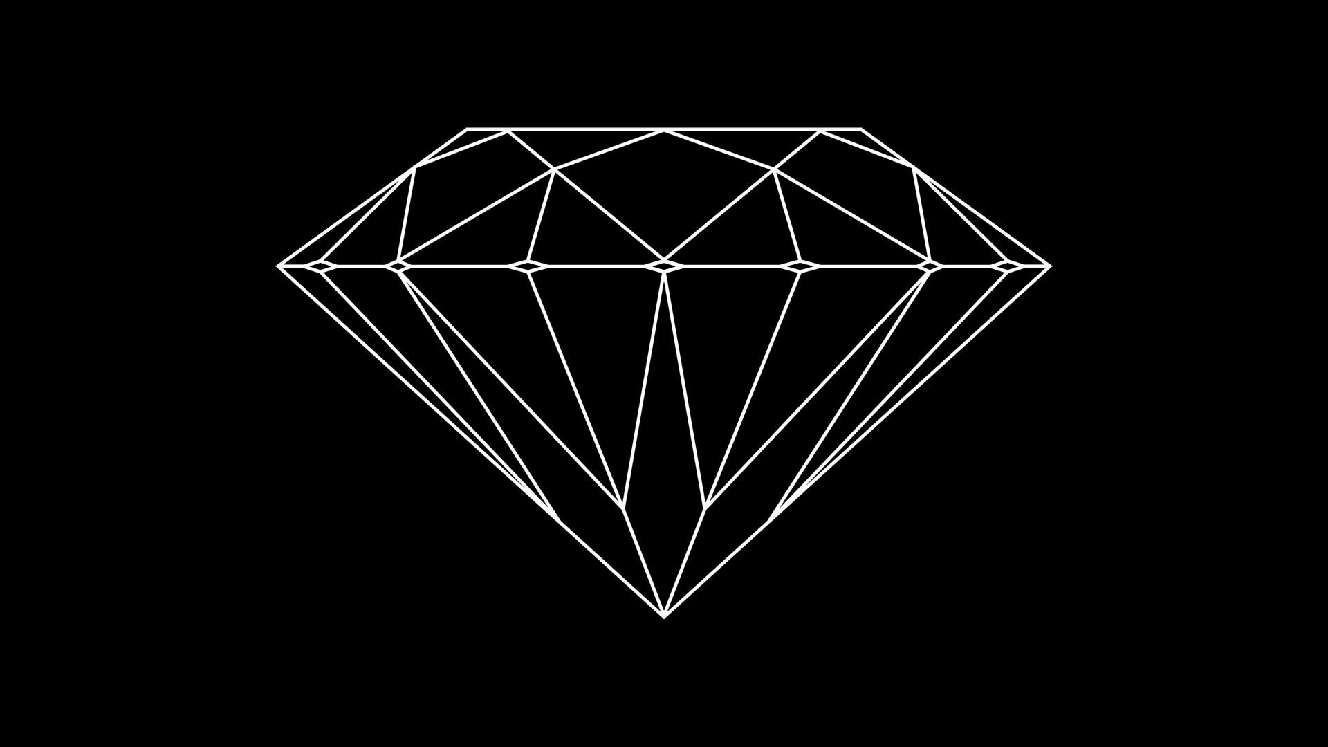 17 Best ideas about Diamond Wallpaper on Pinterest   Black