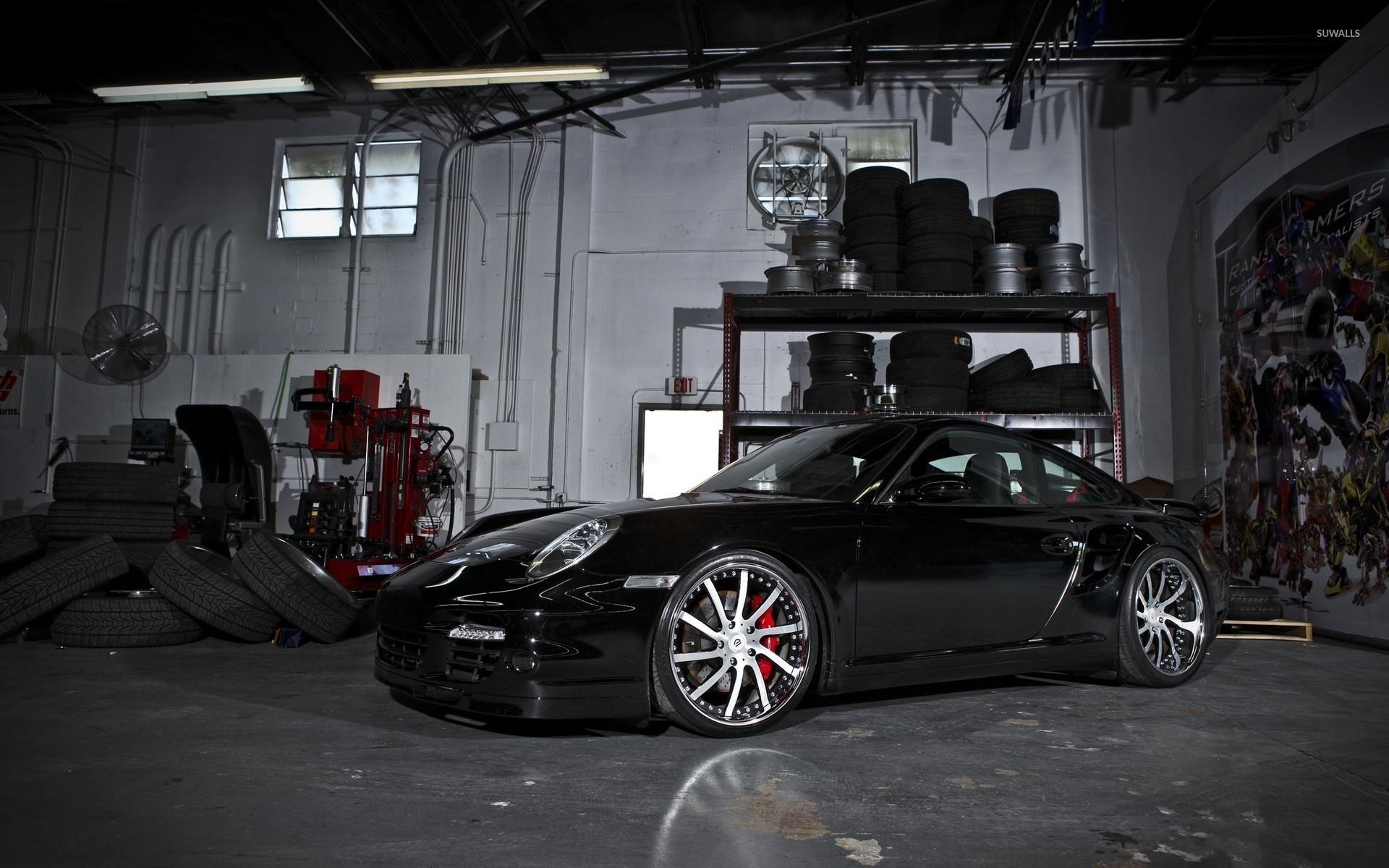 … garage wallpaper 1680×1050 60666; silver porsche 997 in the parking lot  wallpaper car wallpapers; wallpaper gas monkey …