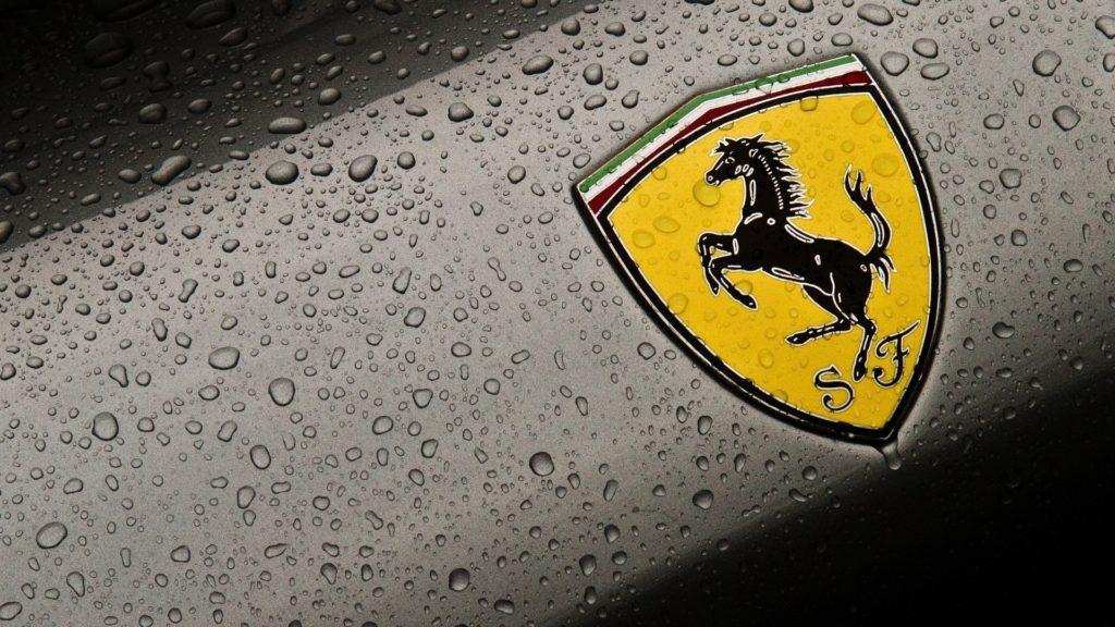 Ferrari Wallpaper Logo Free