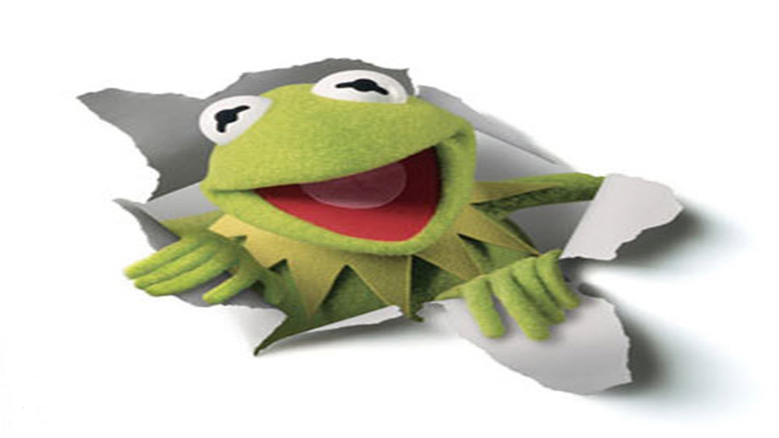 The Muppets Show 3D Kermit The Frog Chef, Hasty Tasty Cooking Tips