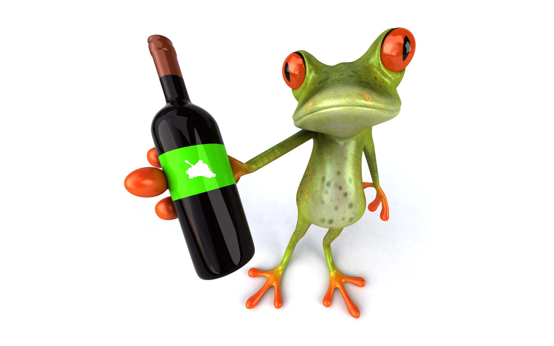 cartoon frogs | 3D Frog – Wallpaper #14650
