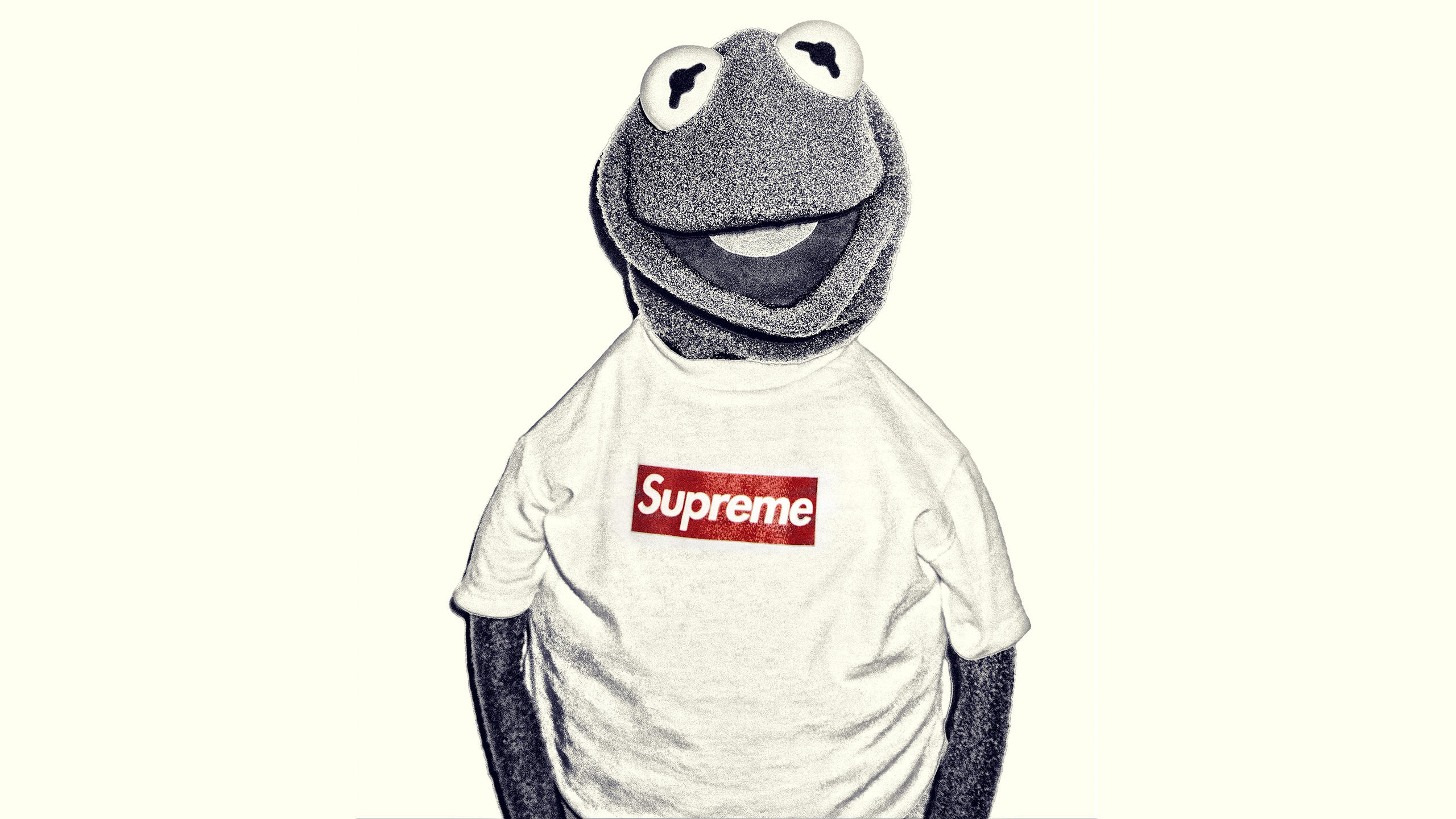Download the Kermit Supreme wallpaper below for your mobile device (Android  phones, iPhone etc.)