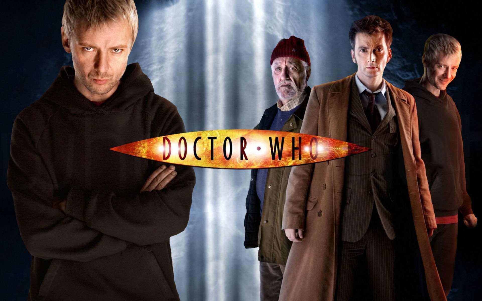Doctor Who The David Tennant Master John Simm