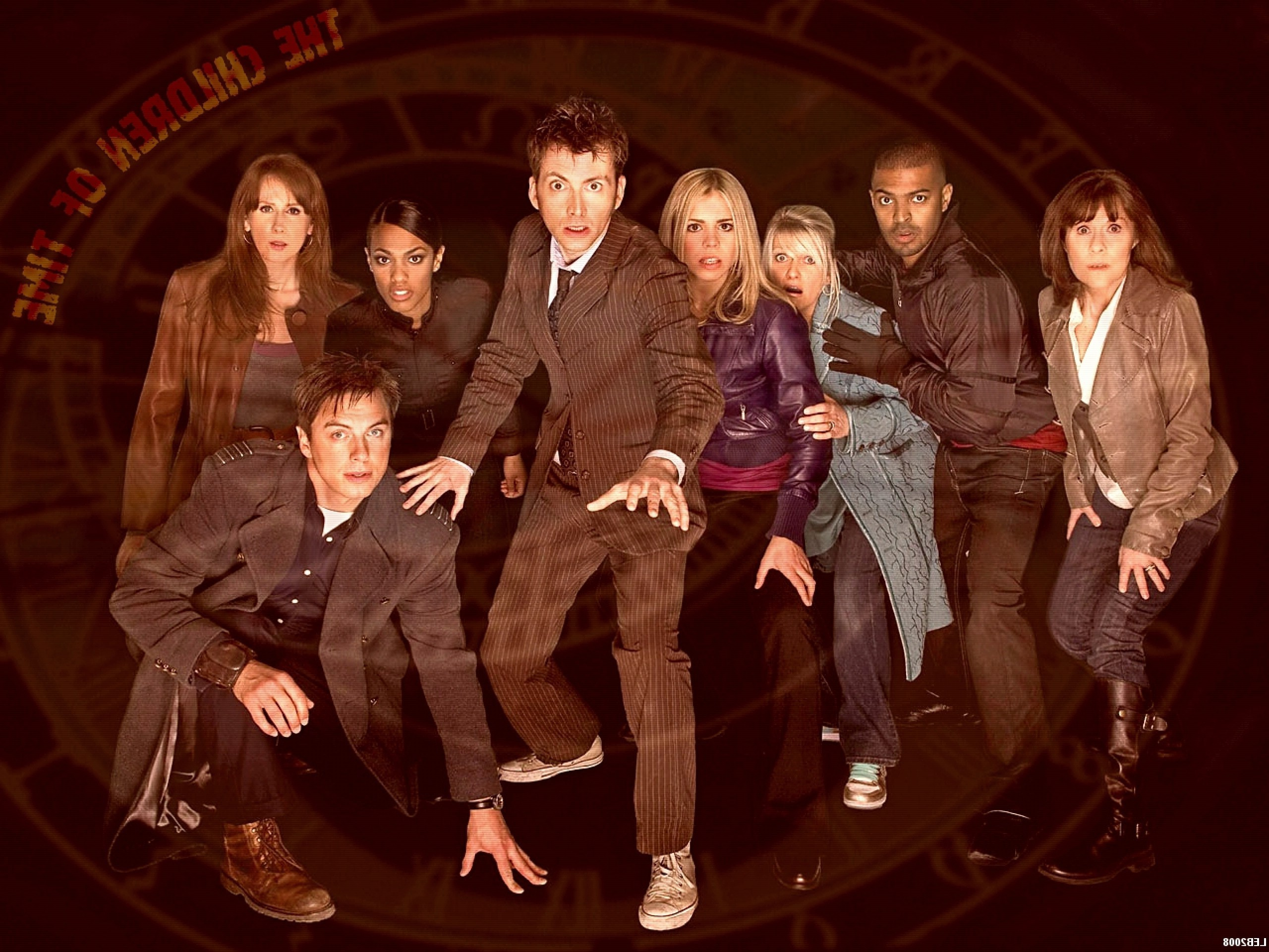 Doctor Who, The Doctor, TARDIS, David Tennant, Billie Piper, John  Barrowman, Rose Tyler, Tenth Doctor, Freema Agyeman Wallpapers HD / Desktop  and Mobile …