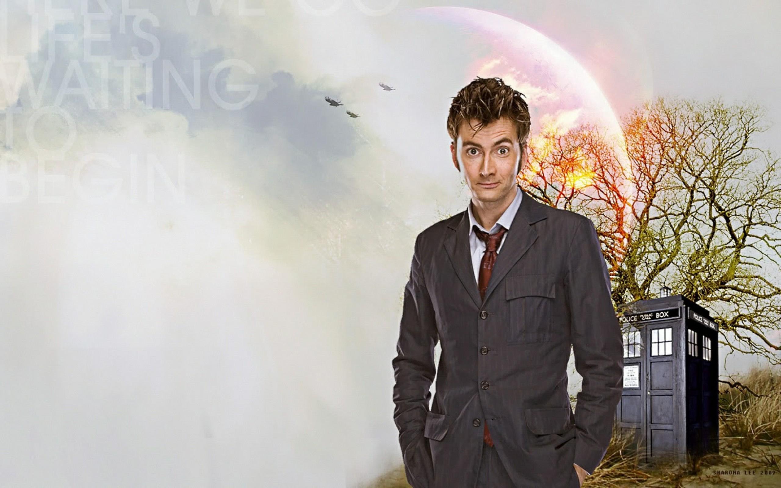 david tennant doctor who tenth doctor 1600×1000 wallpaper Art HD Wallpaper